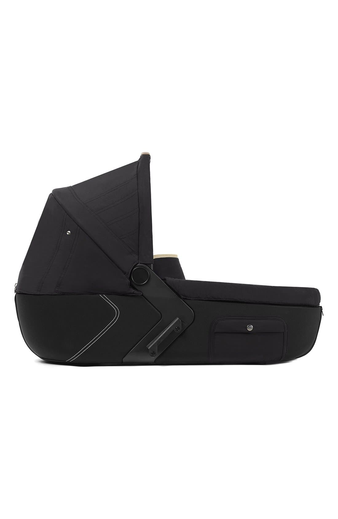 MUTSY 'Igo - Reflect Cosmo Black' Bassinet, Main, color, 001