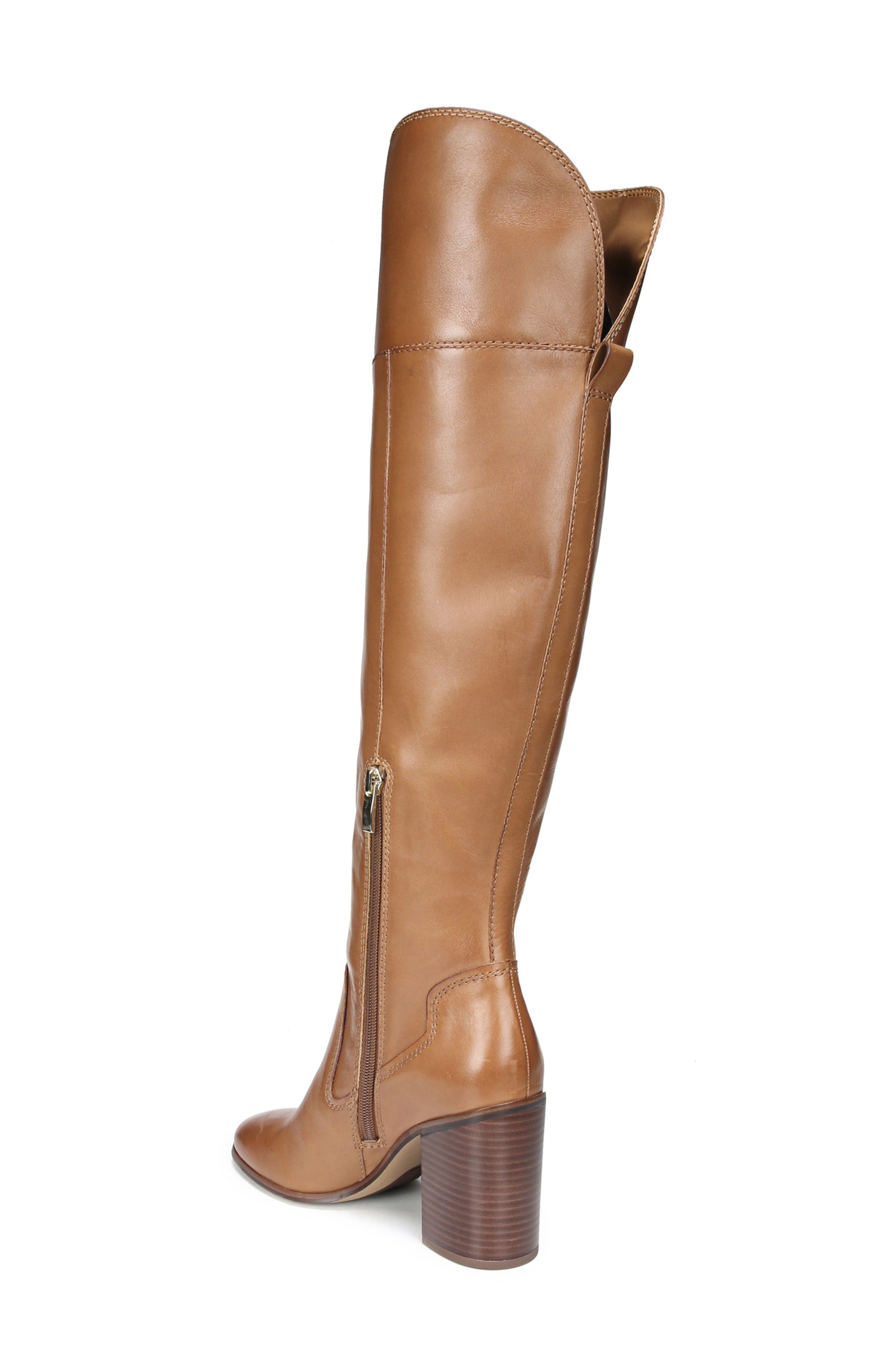 Freda Over the Knee Boot,                             Alternate thumbnail 7, color,