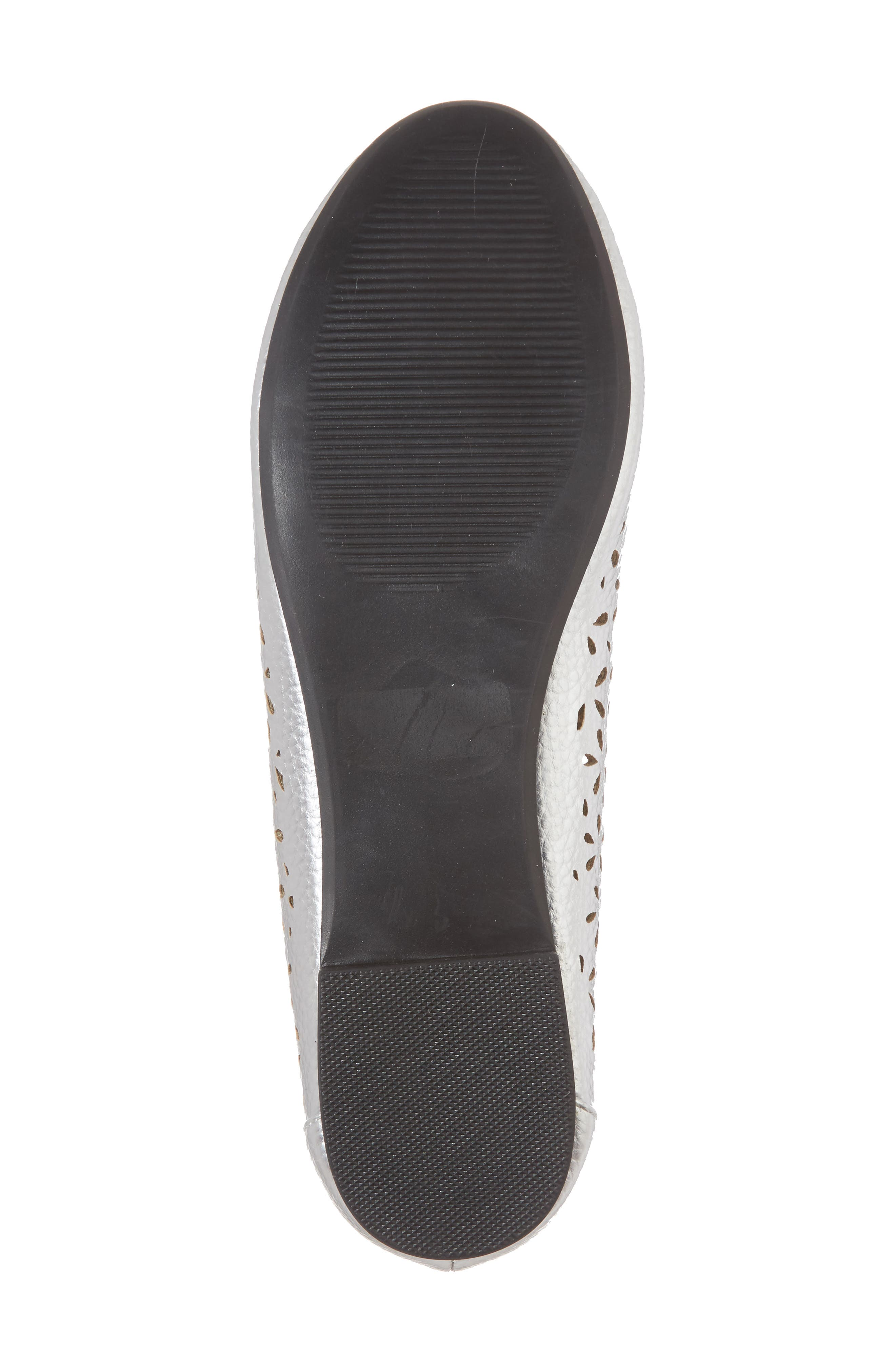Annora Perforated Flat,                             Alternate thumbnail 17, color,