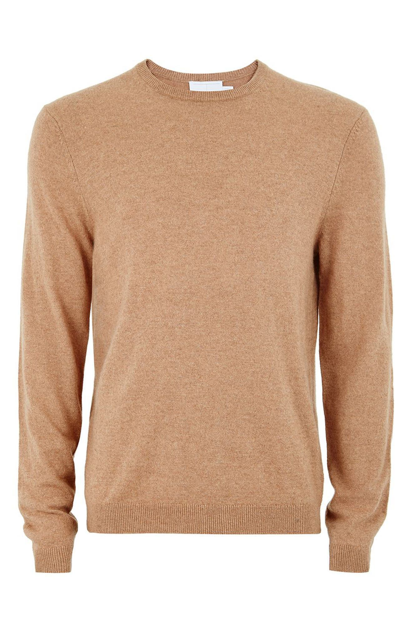 Crewneck Sweater,                             Alternate thumbnail 4, color,                             200