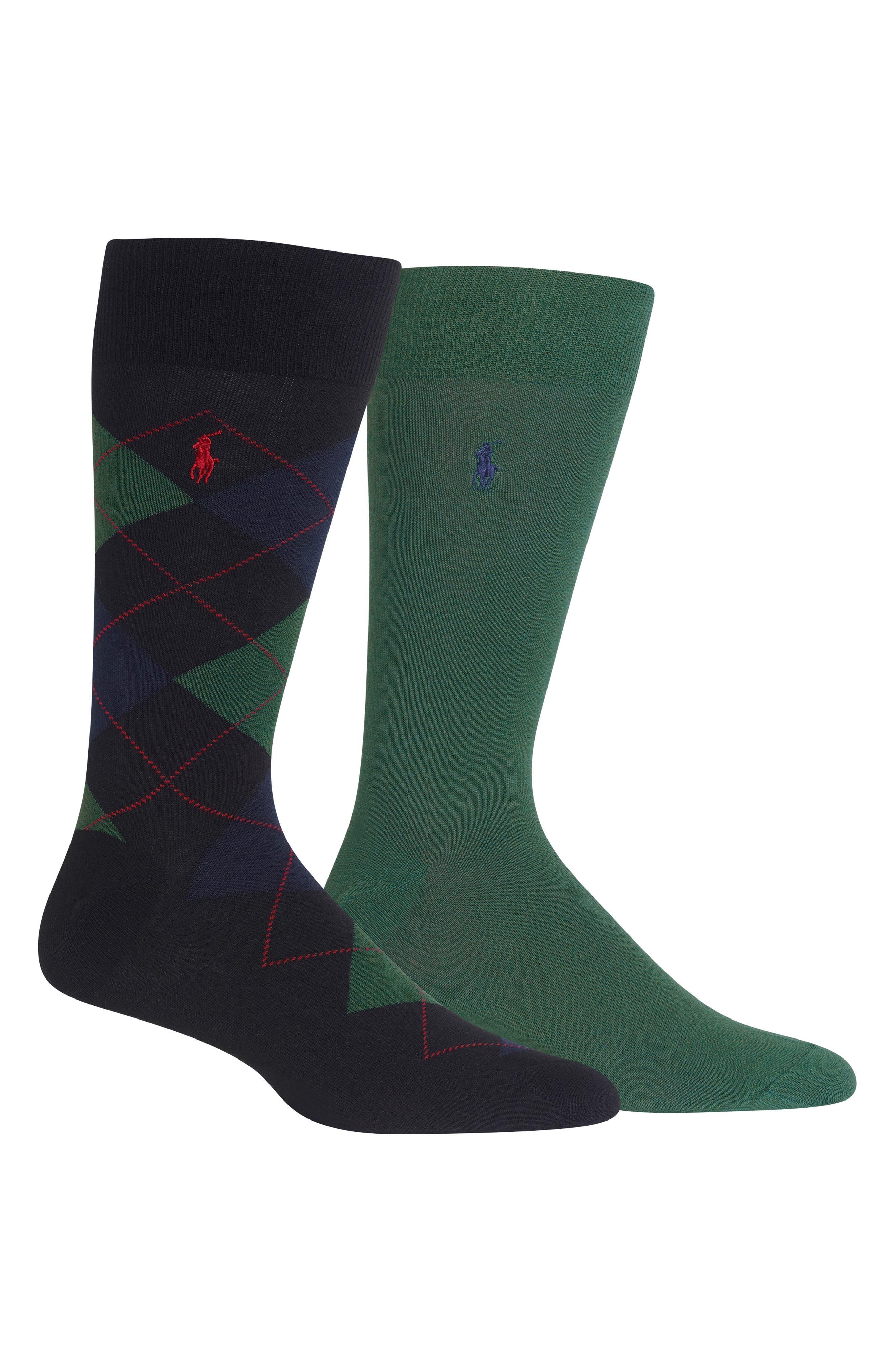 Cotton Blend Socks,                             Main thumbnail 1, color,                             005