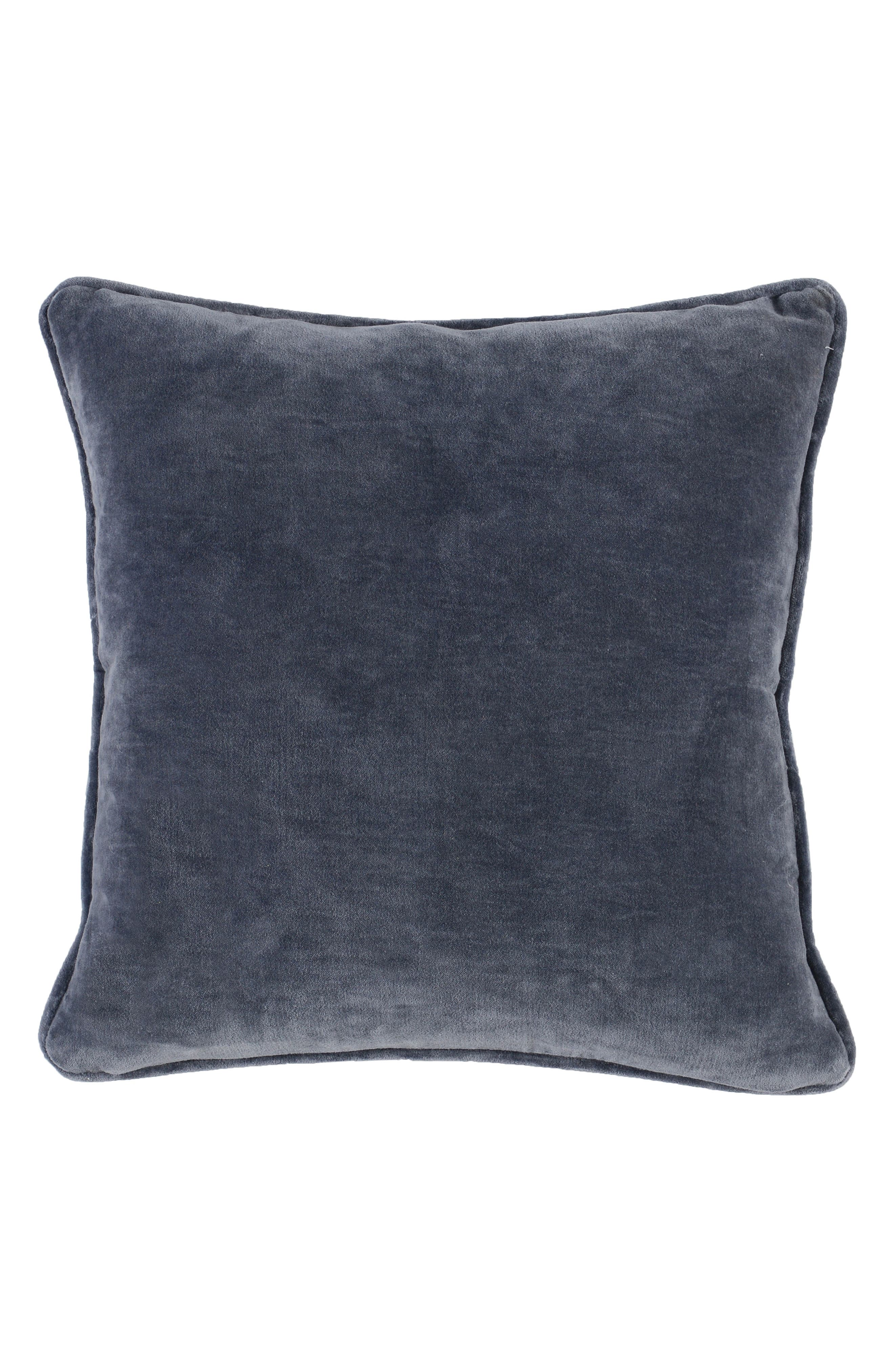 Micha Accent Pillow,                             Alternate thumbnail 2, color,                             GRAY/ GREEN