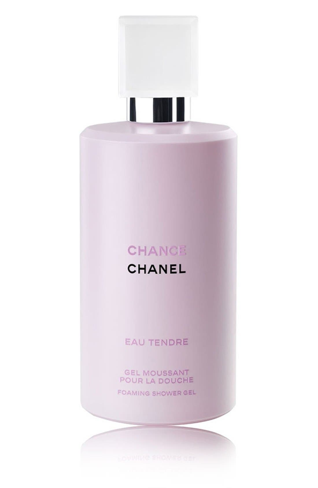 CHANCE EAU TENDRE<br />Foaming Shower Gel,                             Main thumbnail 1, color,                             NO COLOR