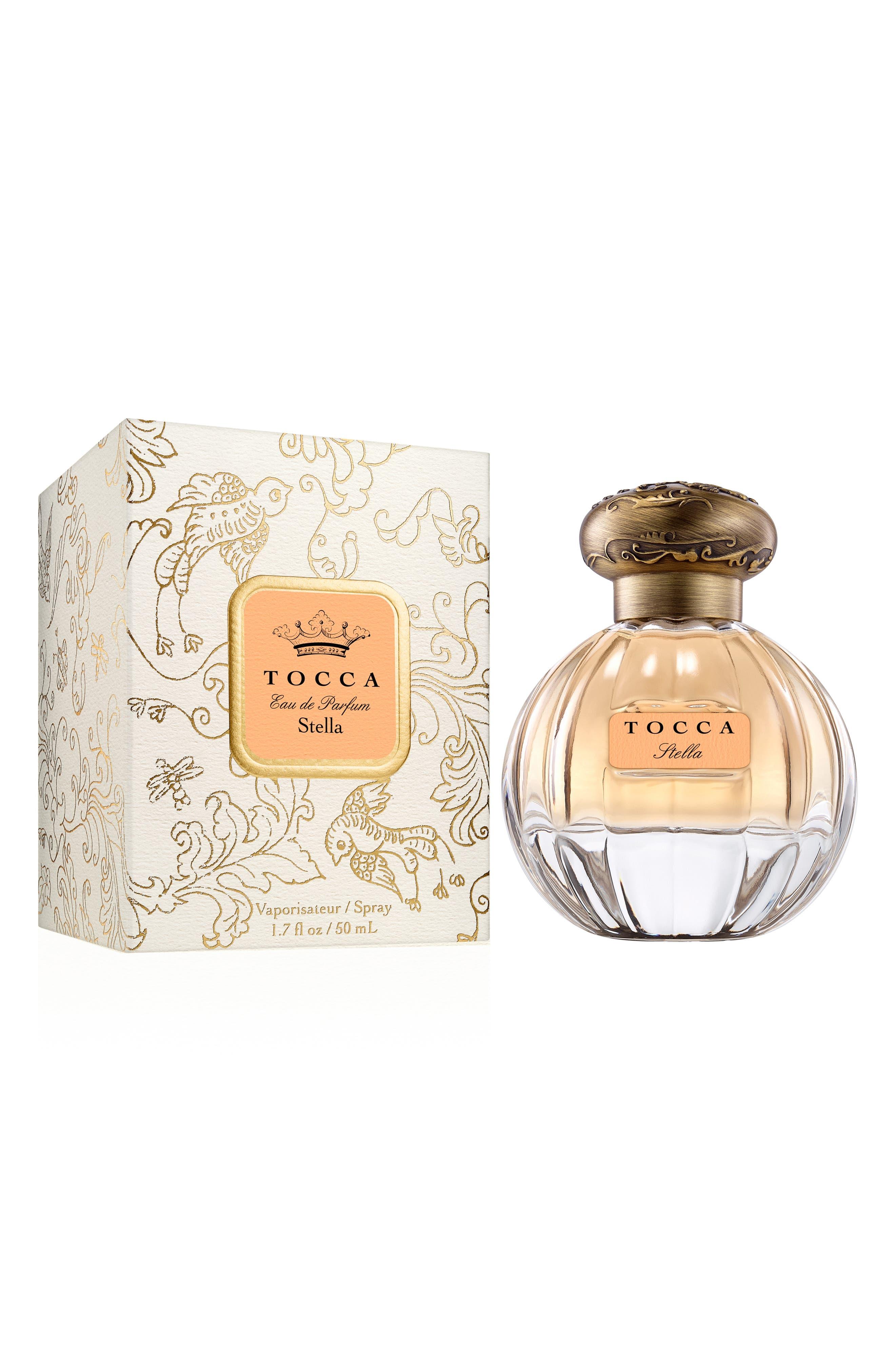 TOCCA,                             Stella Eau de Parfum,                             Alternate thumbnail 2, color,                             000