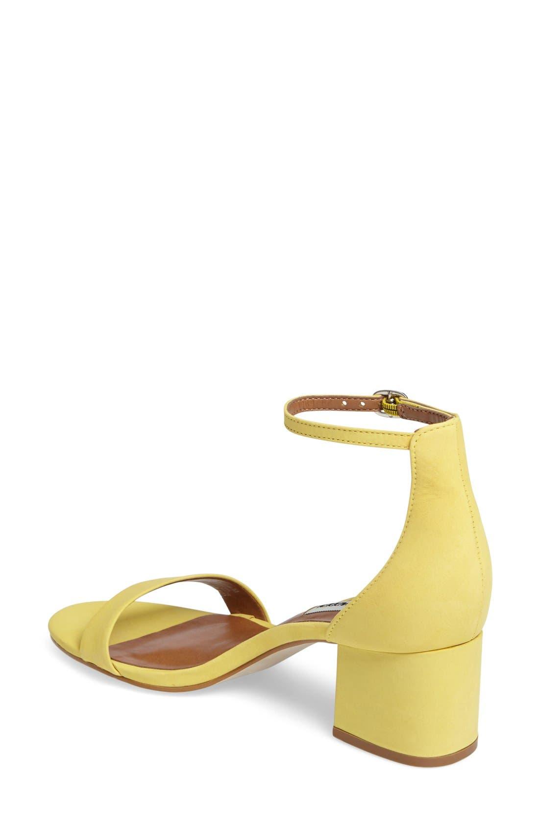 Irenee Ankle Strap Sandal,                             Alternate thumbnail 114, color,