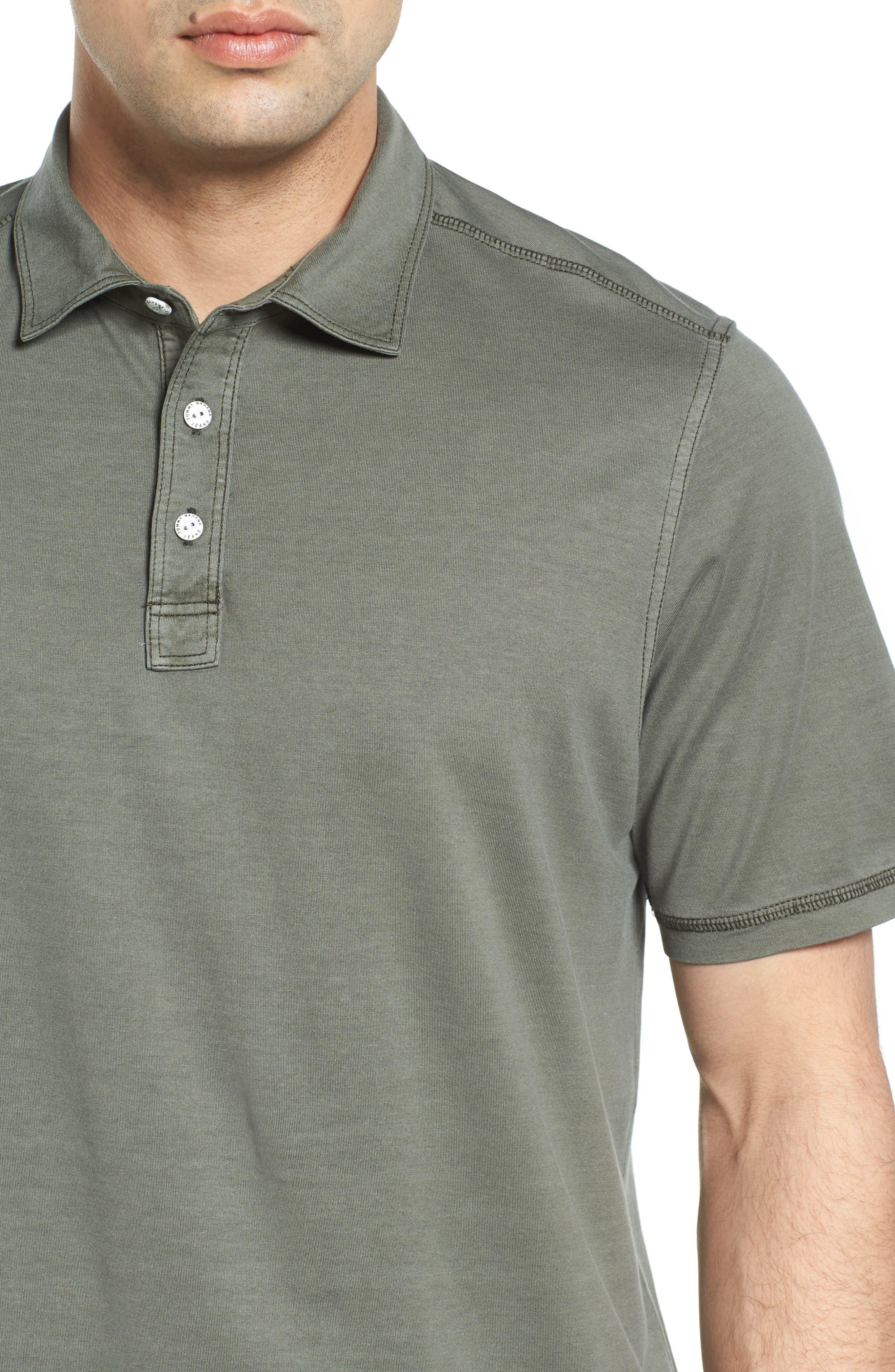 Sorrento Cotton Blend Polo,                             Alternate thumbnail 21, color,