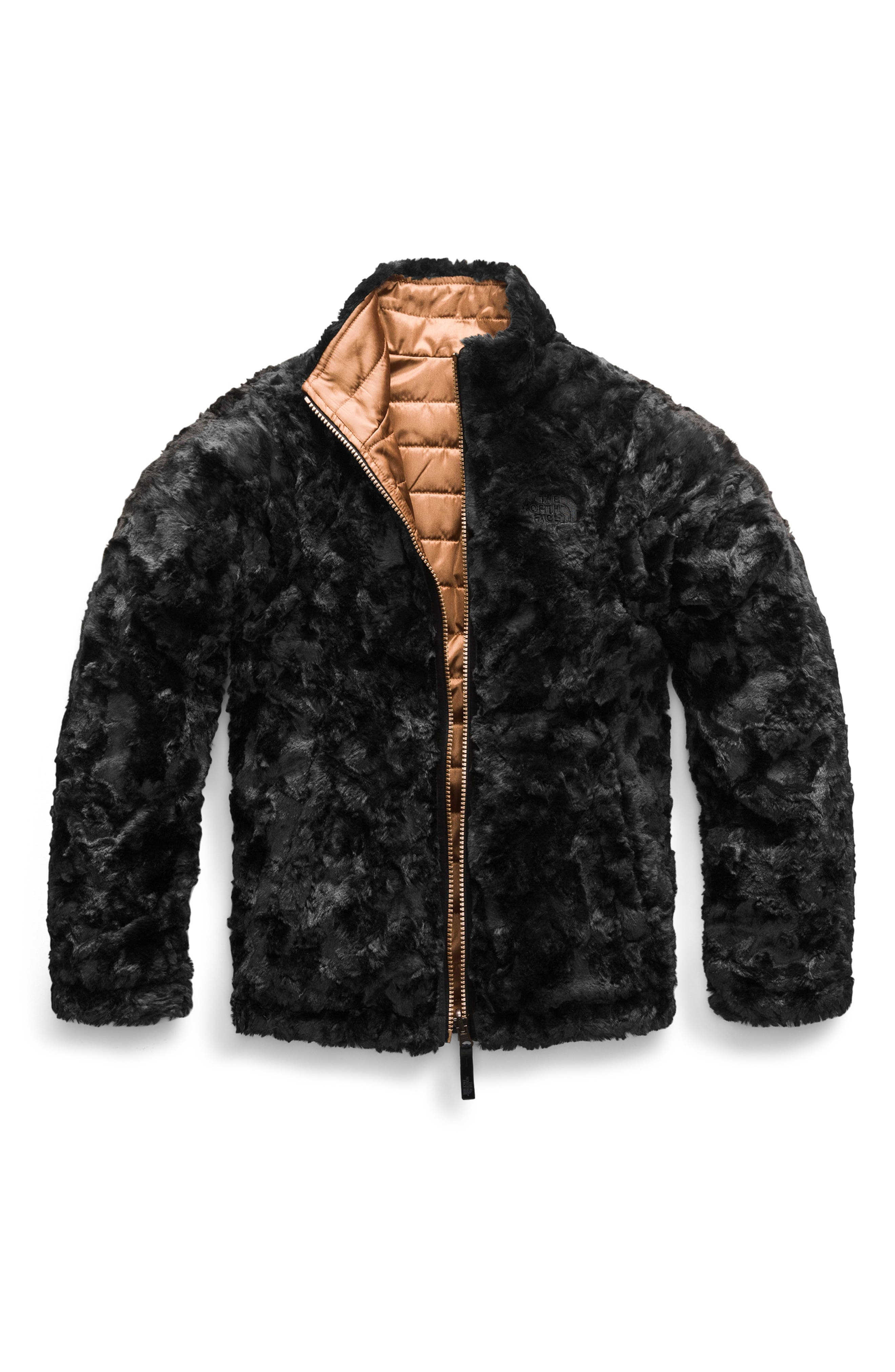 Mossbud Swirl Reversible Water Resistant Jacket,                             Alternate thumbnail 2, color,                             METALLIC COPPER