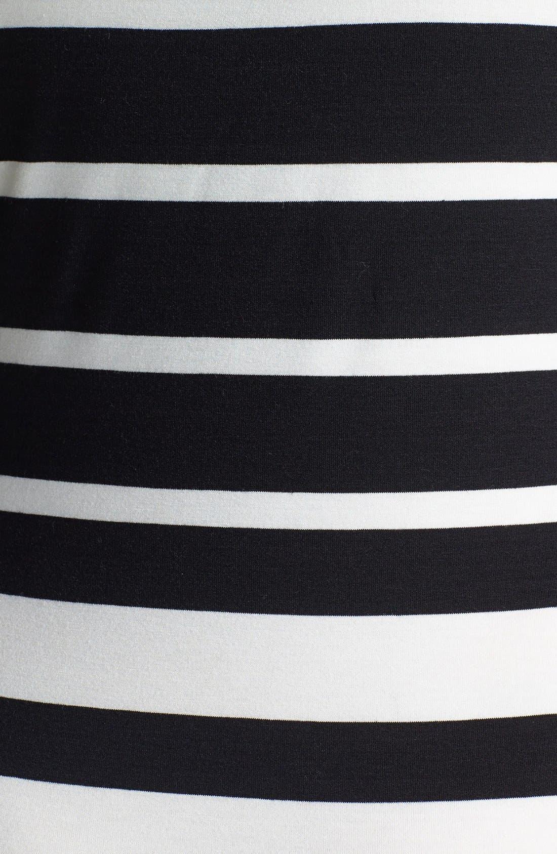 JESSICA SIMPSON,                             'Reah' Stripe Maxi Dress,                             Alternate thumbnail 2, color,                             001