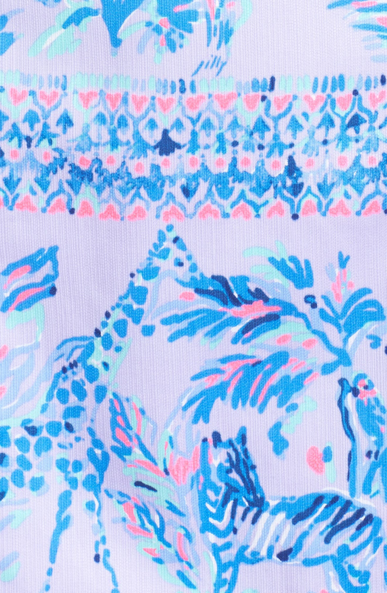 LILLY PULITZER<SUP>®</SUP>,                             Mila Shift Dress,                             Alternate thumbnail 6, color,                             550