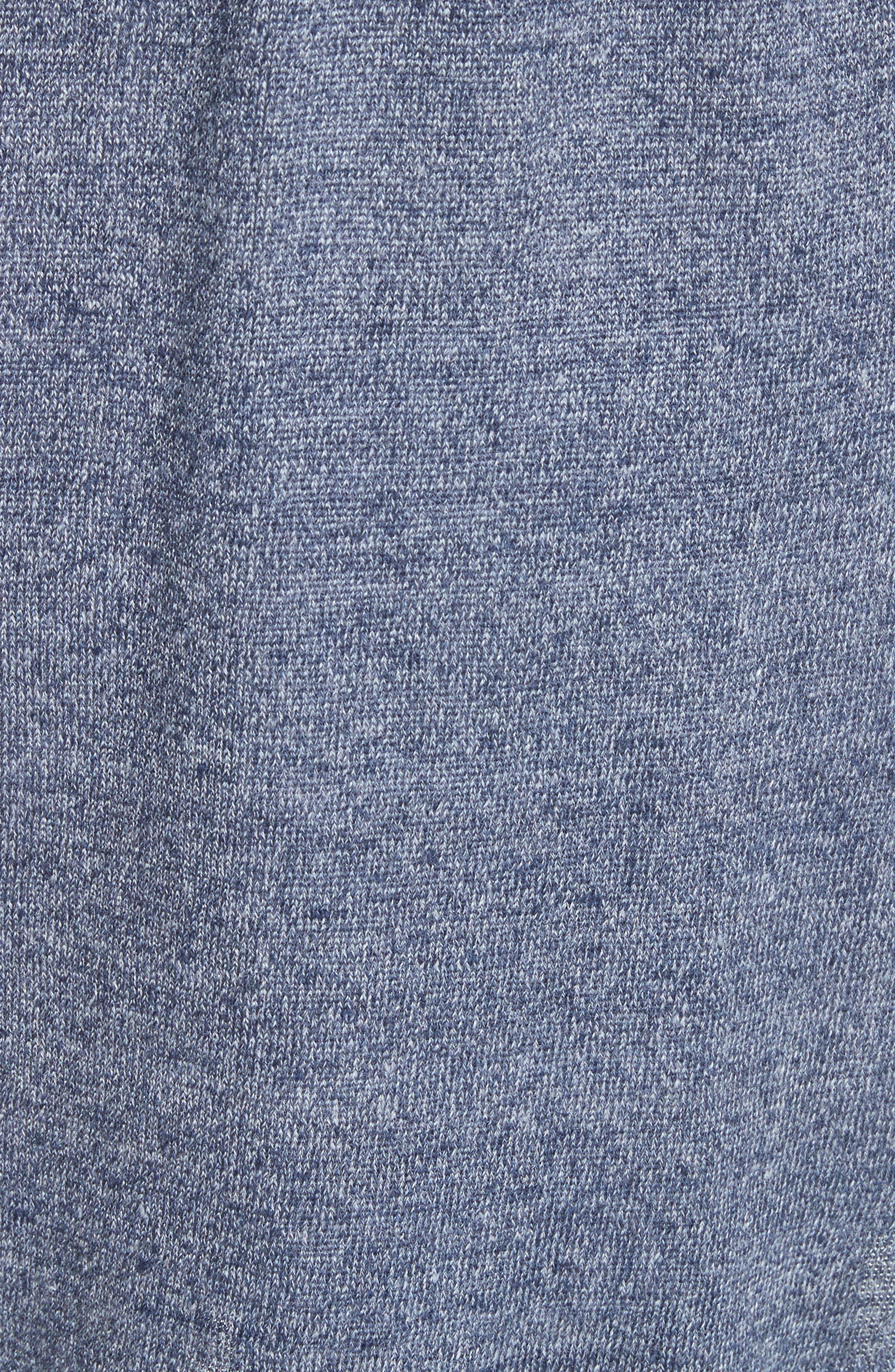 Salma Suede Front Longline Vest,                             Alternate thumbnail 6, color,                             425
