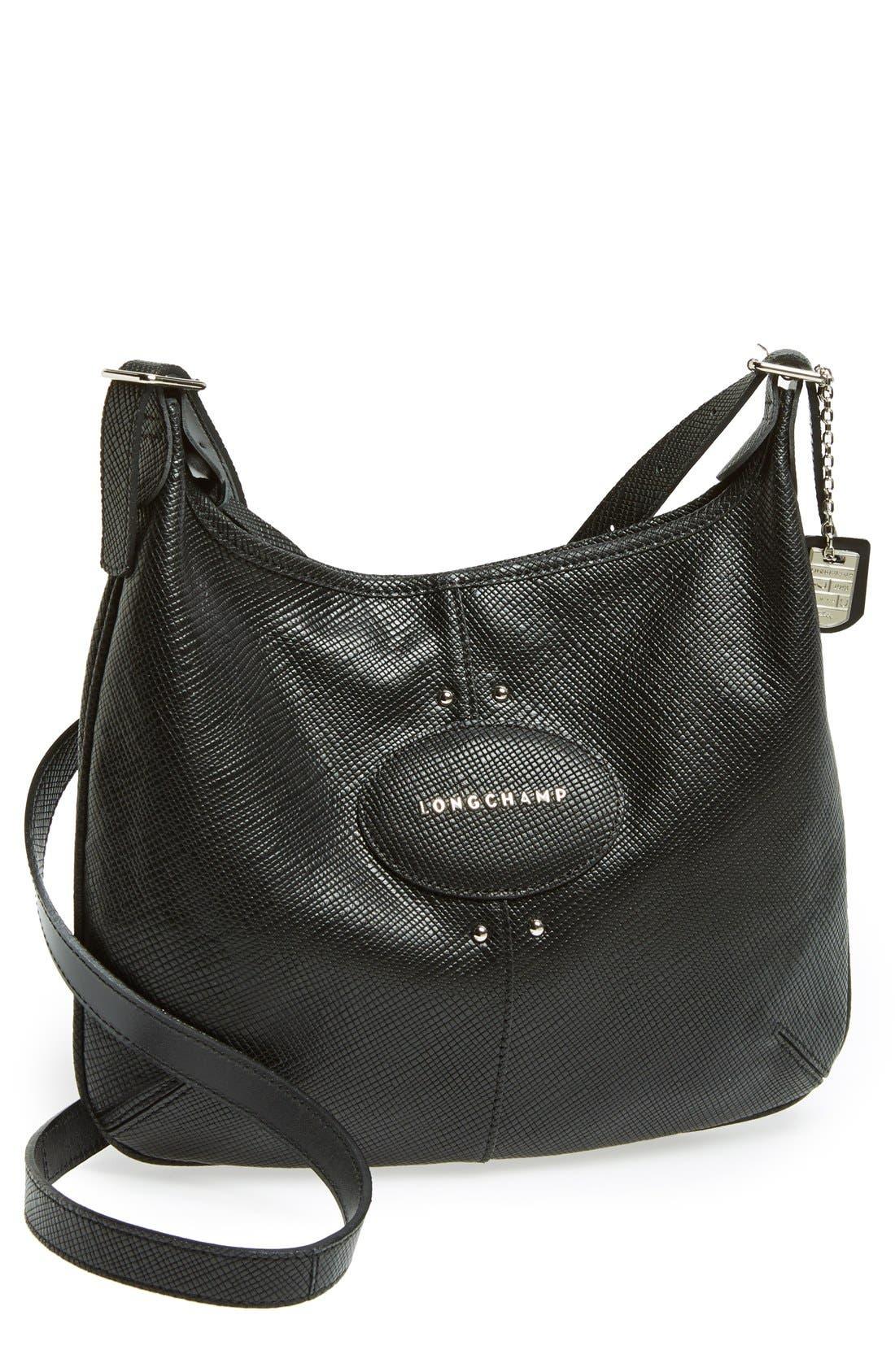 'Quadri' Crossbody Bag, Main, color, 001