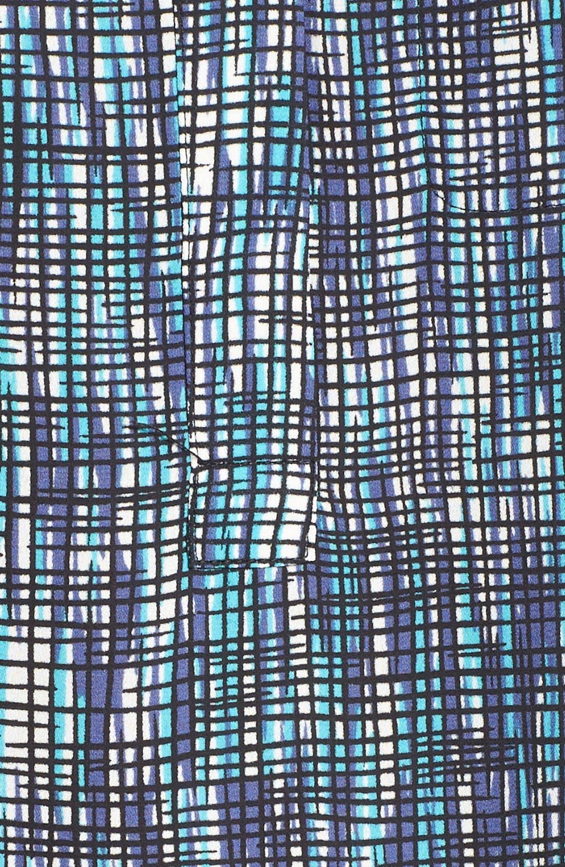 Henley Blouse,                             Alternate thumbnail 317, color,
