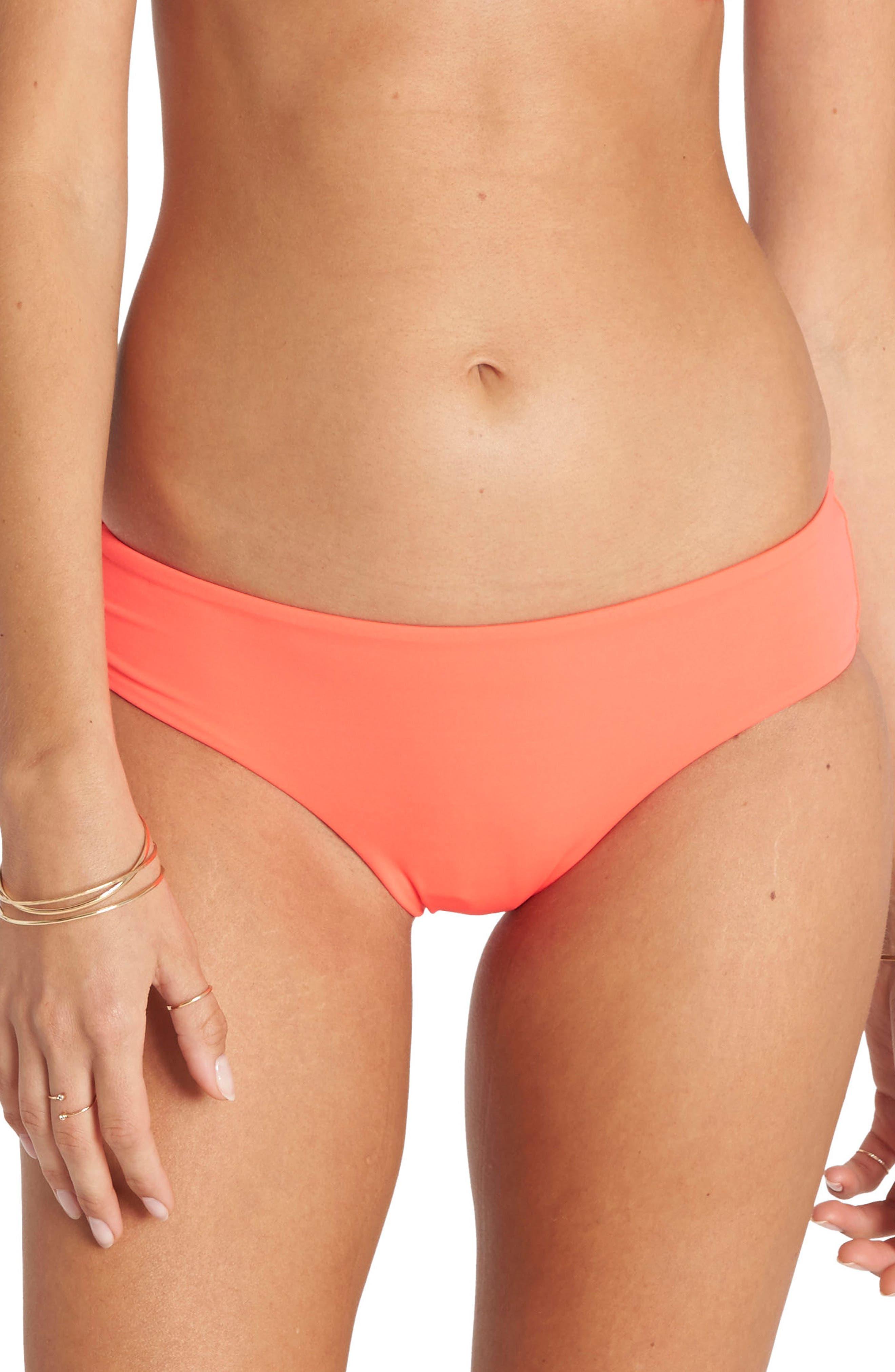 'Sol Searcher Hawaii' Cheeky Bikini Bottoms,                             Main thumbnail 7, color,