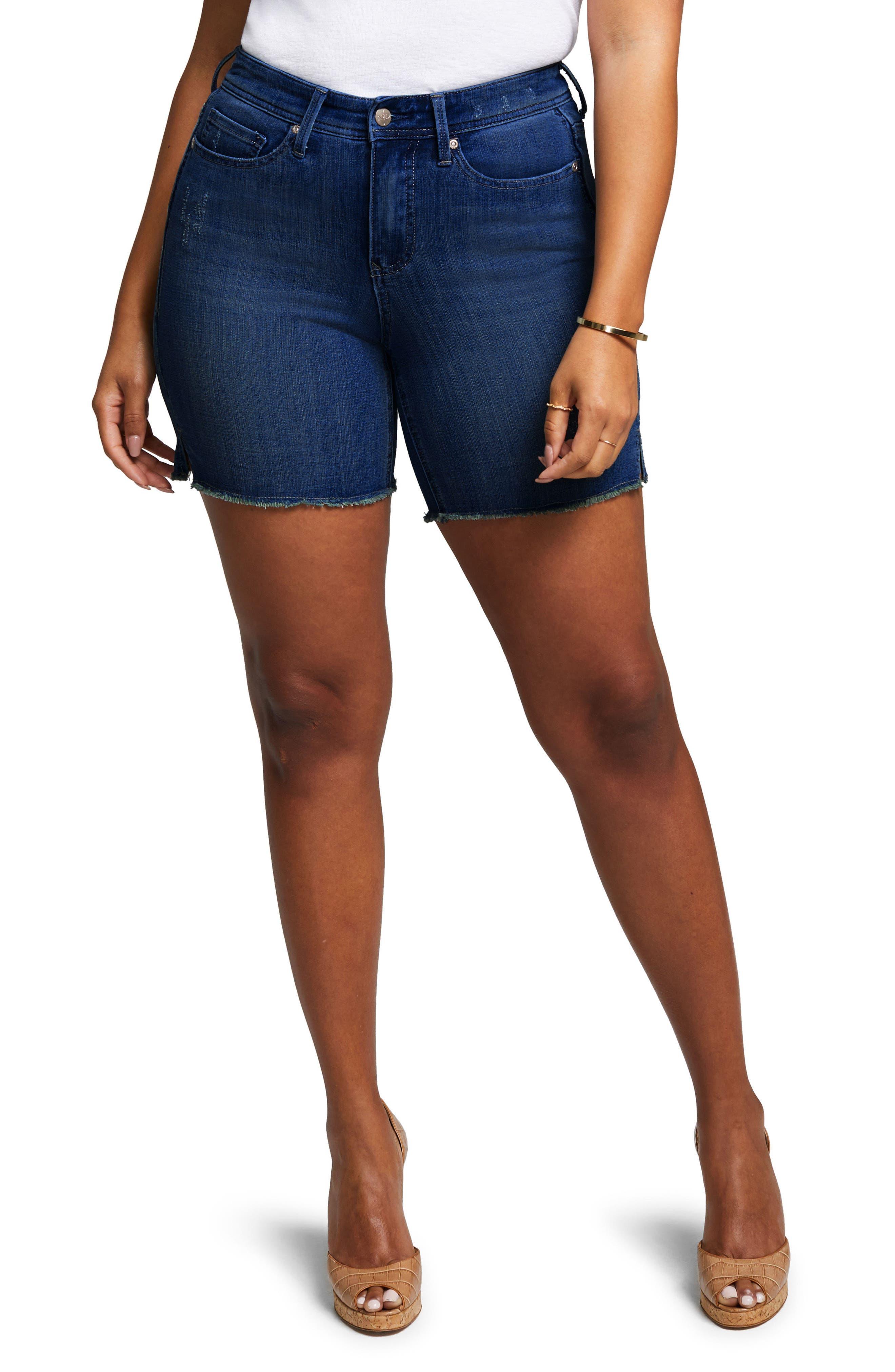 Shape Slim Straight Shorts,                             Main thumbnail 1, color,                             414