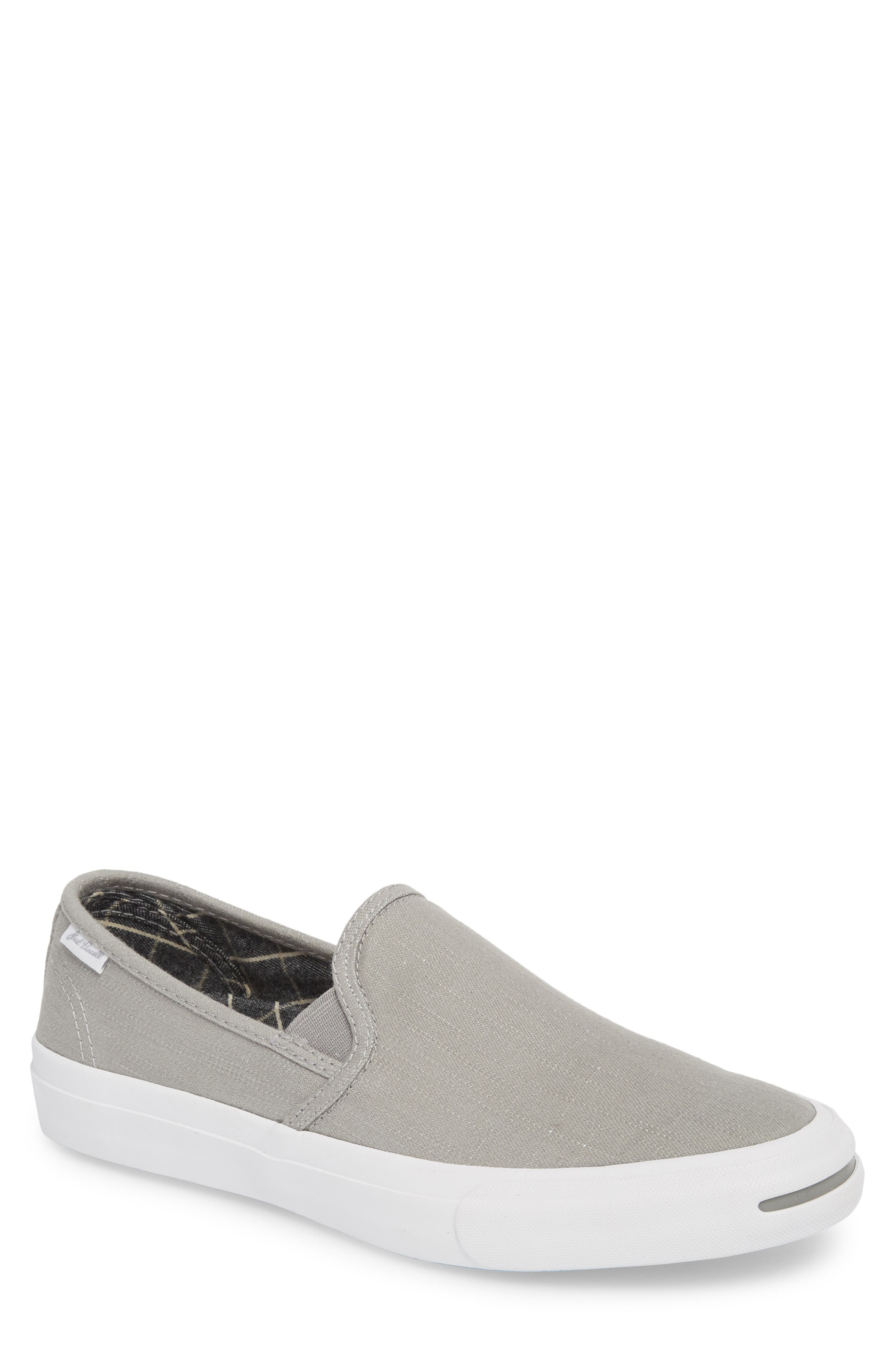 Jack Purcell Low Profile Slip-On Sneaker,                             Main thumbnail 1, color,                             020