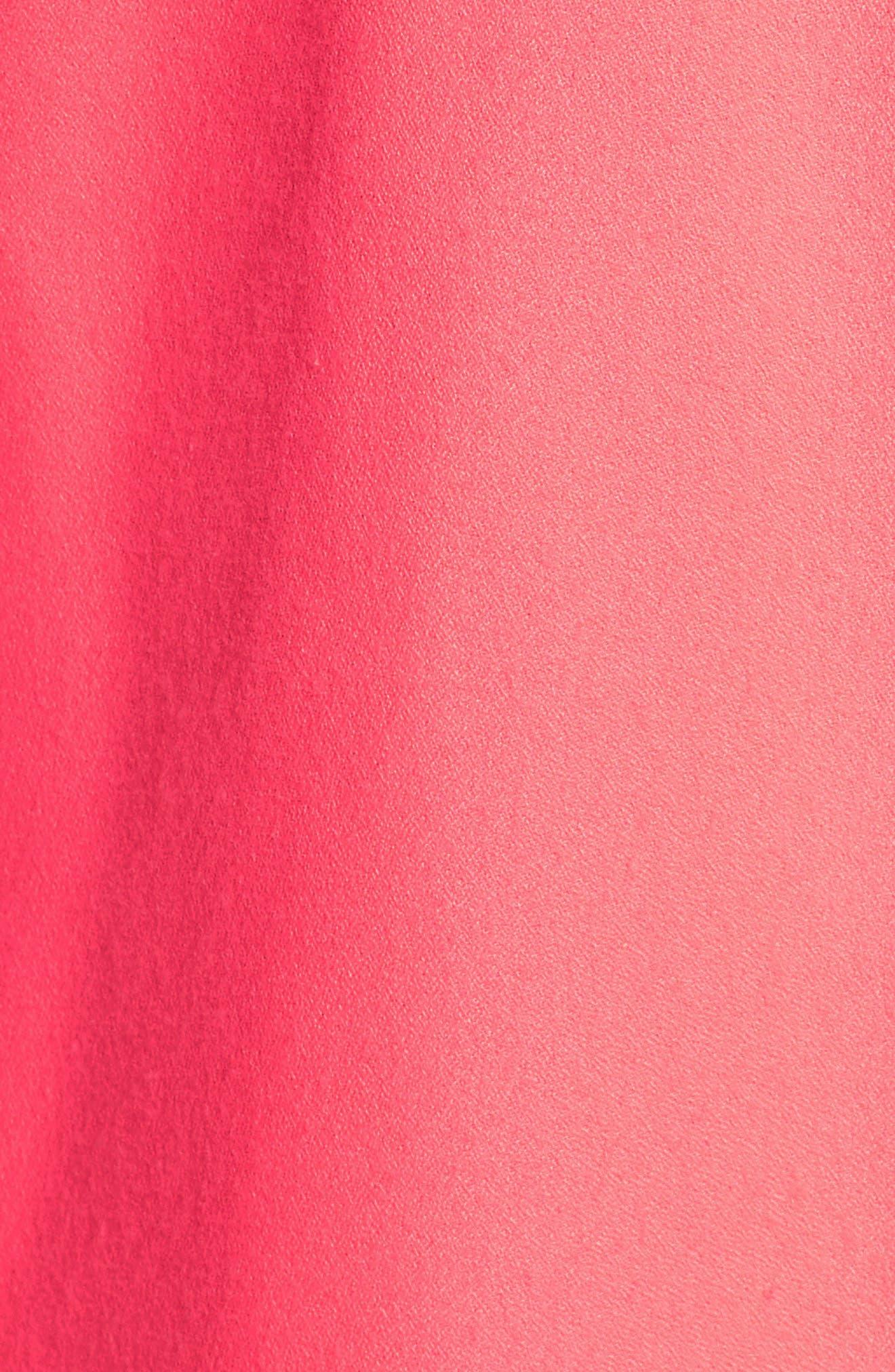 Jane Embroidered Shift Dress,                             Alternate thumbnail 7, color,                             699