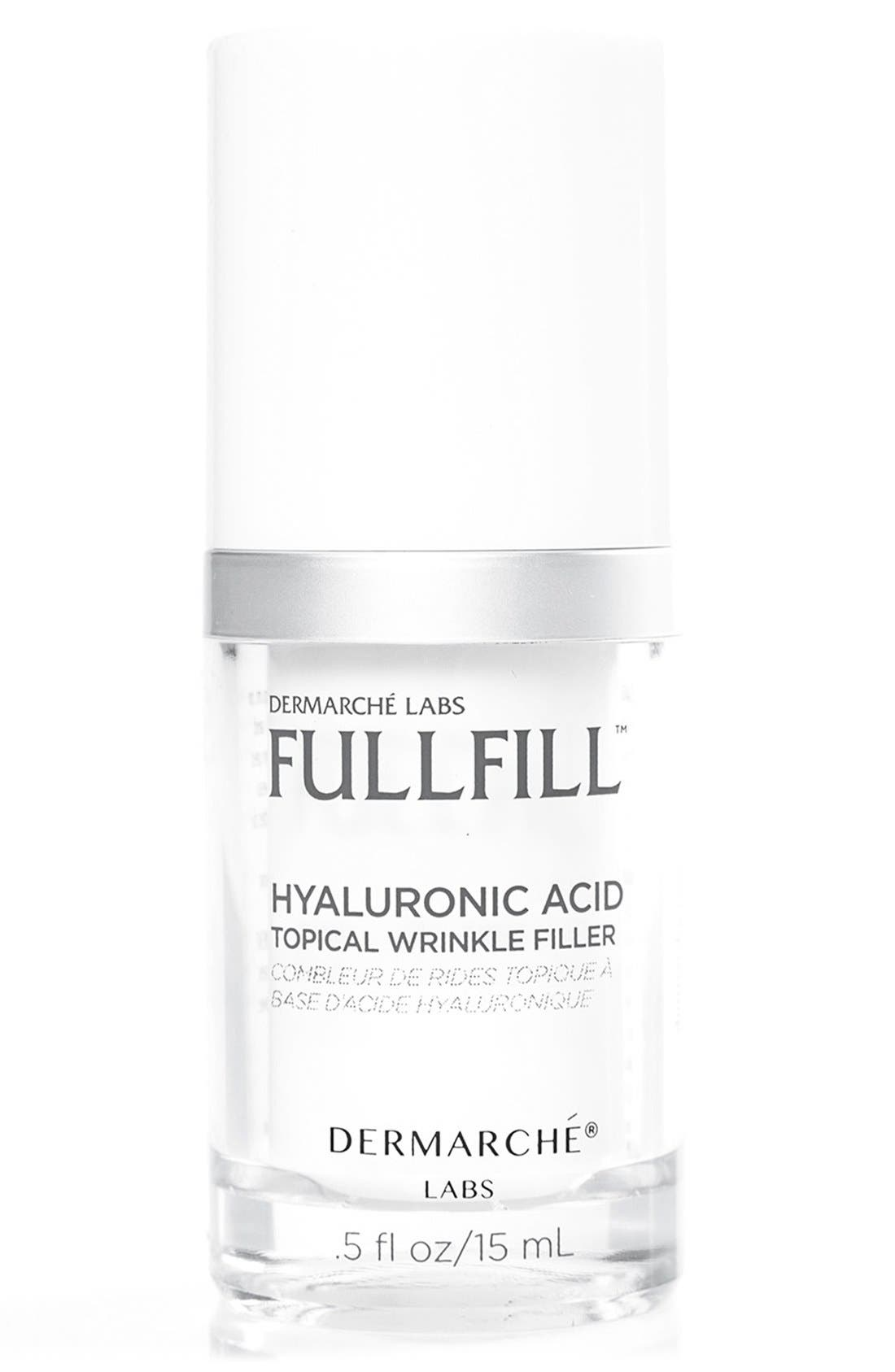 Dermarché<sup>®</sup> Labs'FullFill' Hyaluronic Acid Topical Wrinkle Filler,                             Main thumbnail 1, color,                             NO COLOR