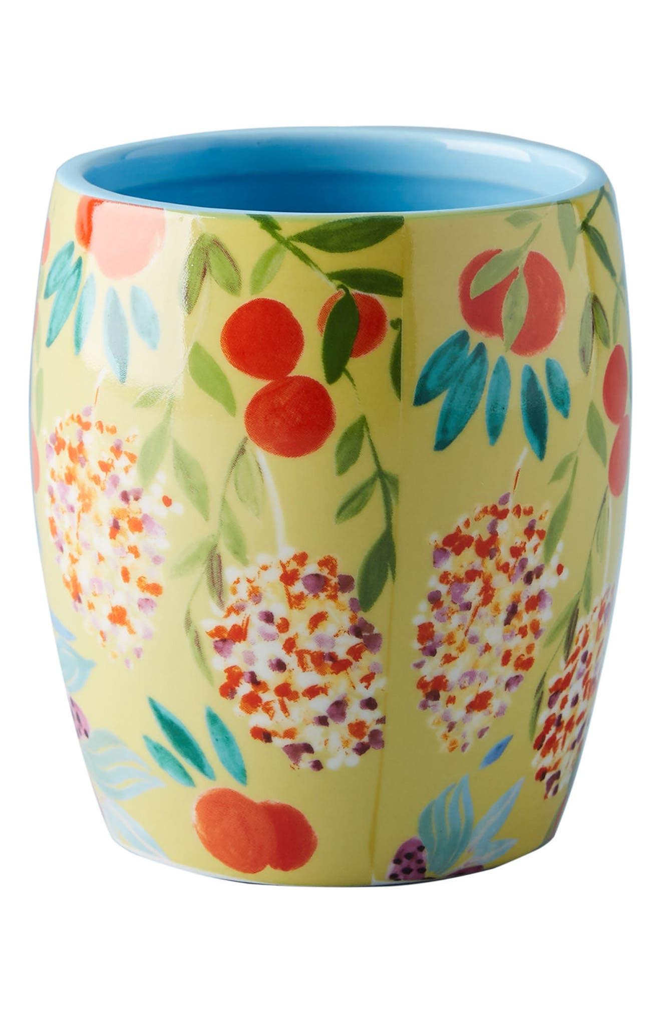 Sisters Gulassa Floral Pot,                             Alternate thumbnail 4, color,