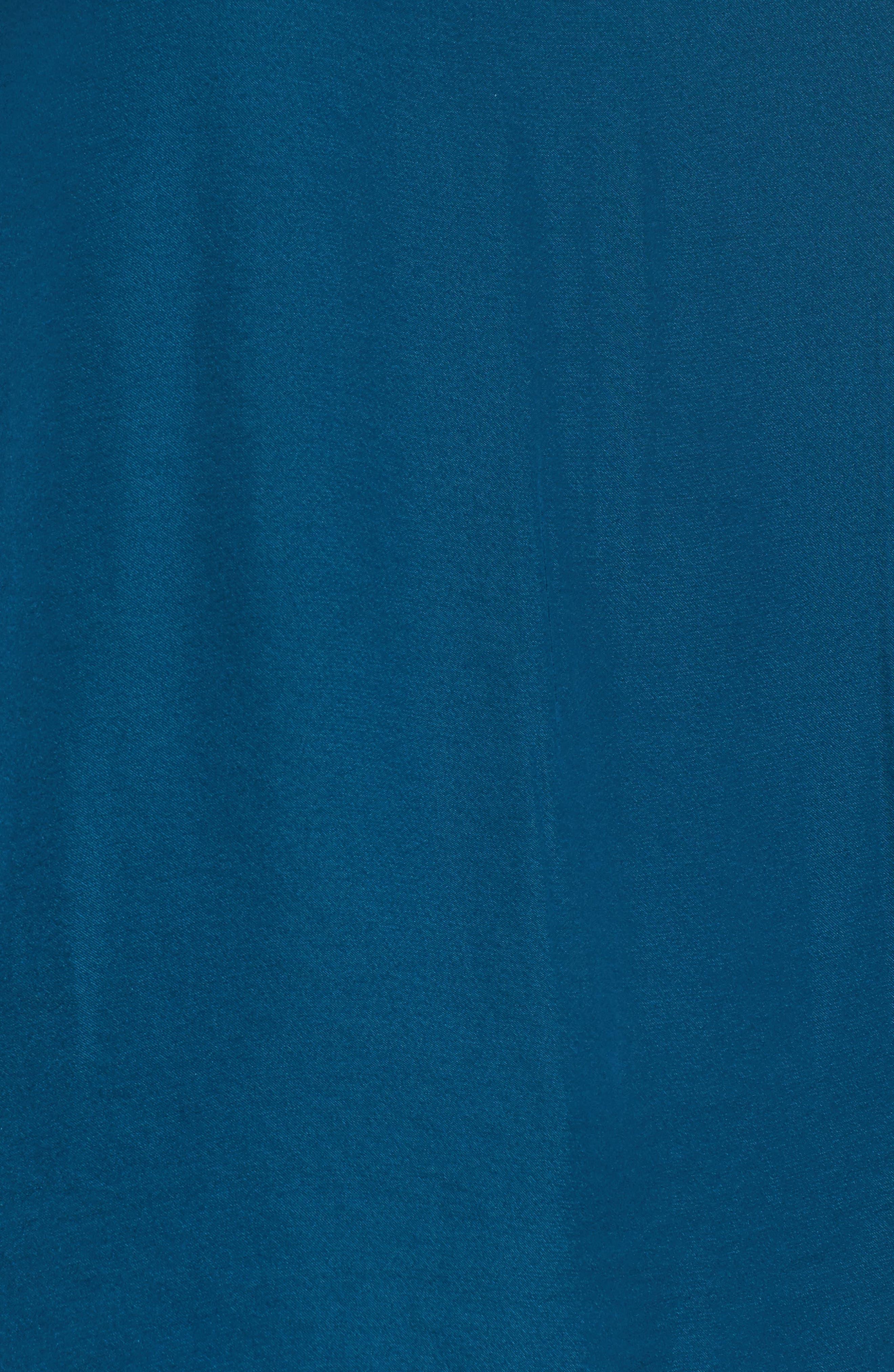 Hammer Satin Bell Sleeve Blouse,                             Alternate thumbnail 37, color,