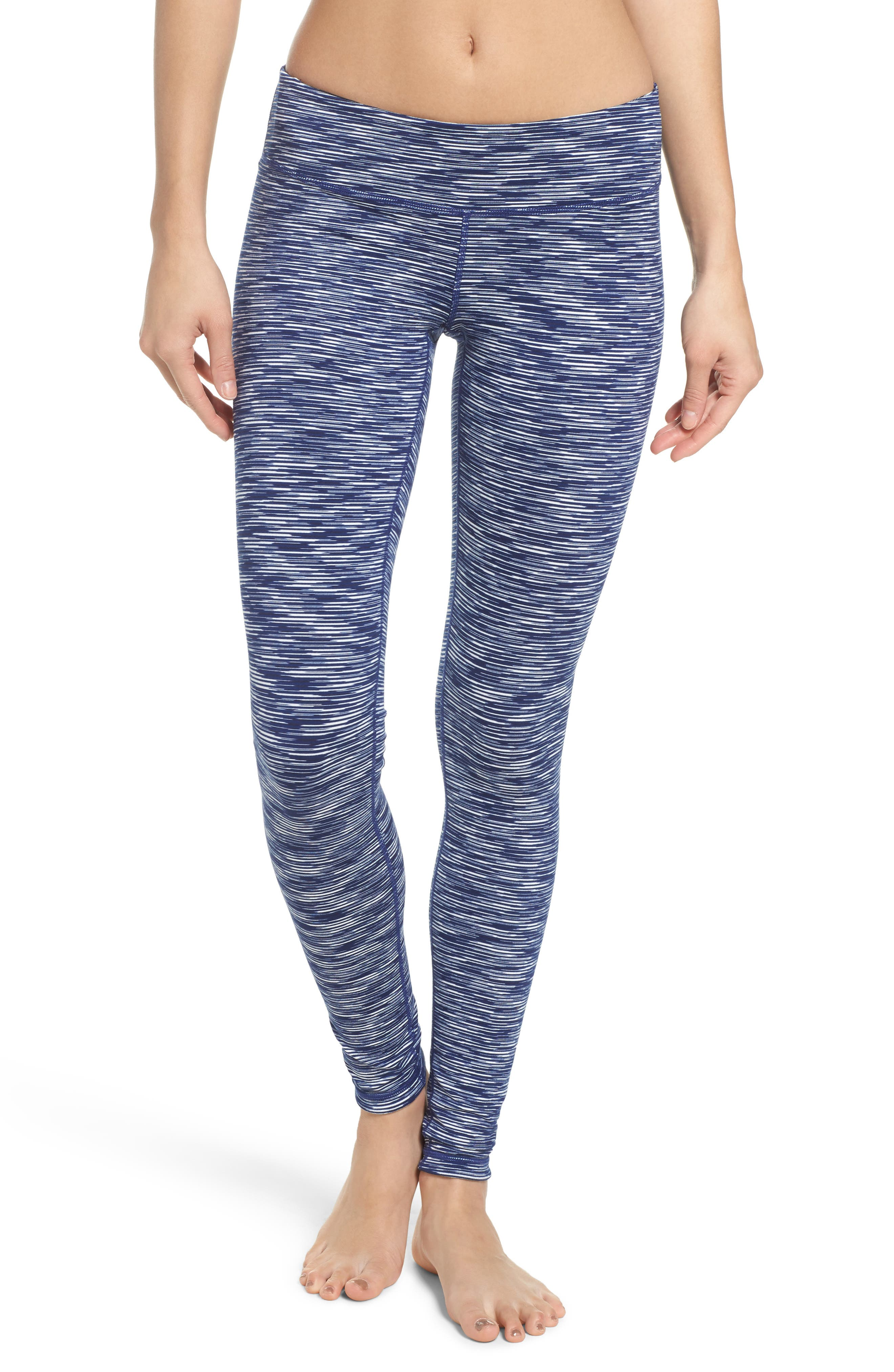 Live In Mineral Leggings,                         Main,                         color, 401