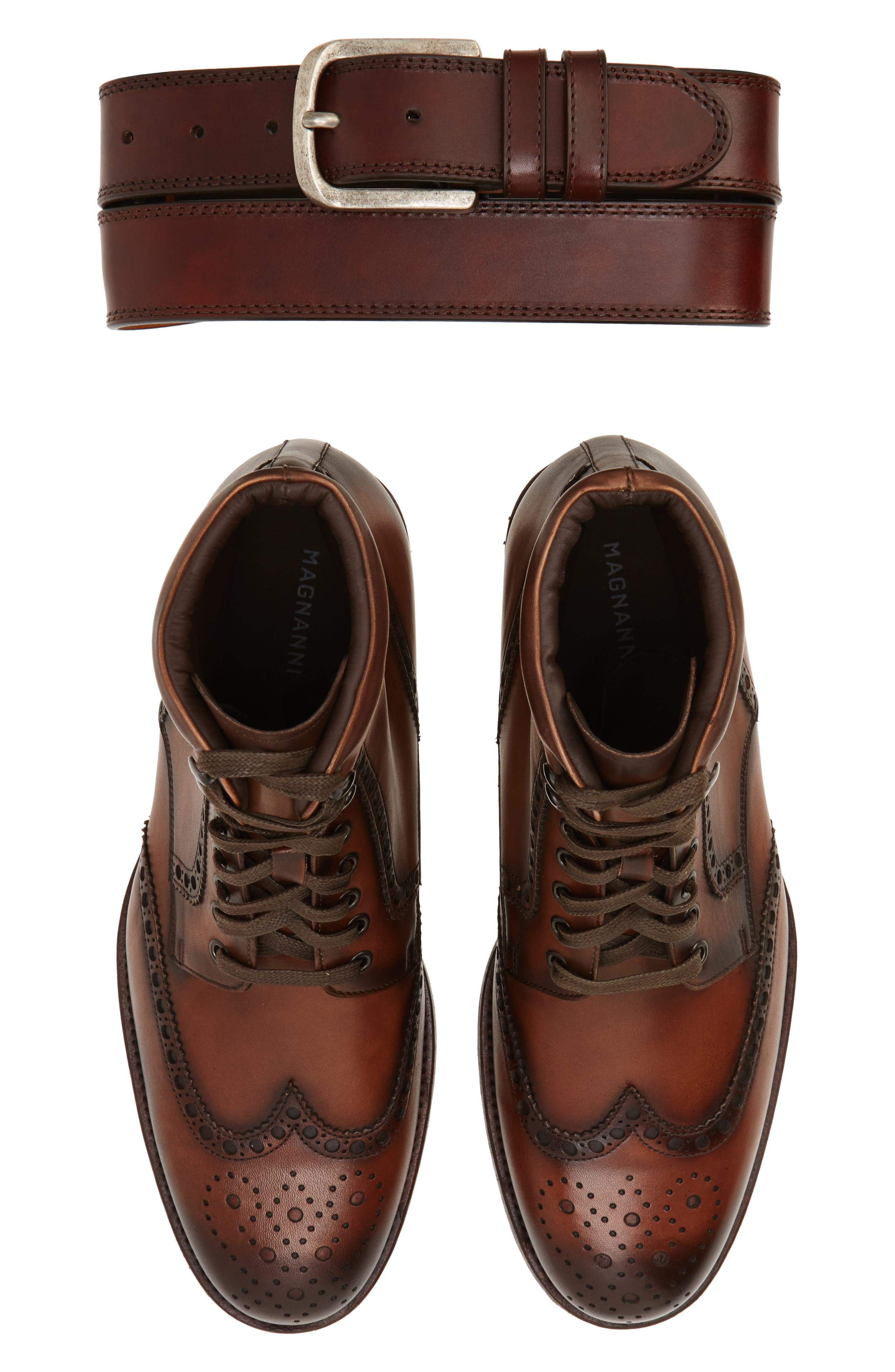 Maddox Wingtip Boot,                             Main thumbnail 2, color,