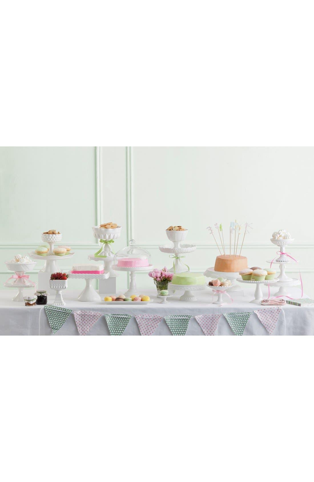 'Décor Bon Bon' Footed Square Cake Stand Pedestal,                             Alternate thumbnail 2, color,                             100