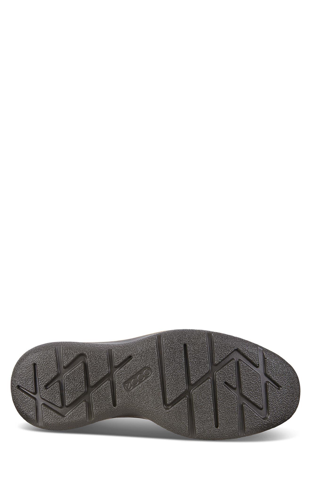 Aurora Plain Toe Boot,                             Alternate thumbnail 3, color,                             COFFEE SUEDE
