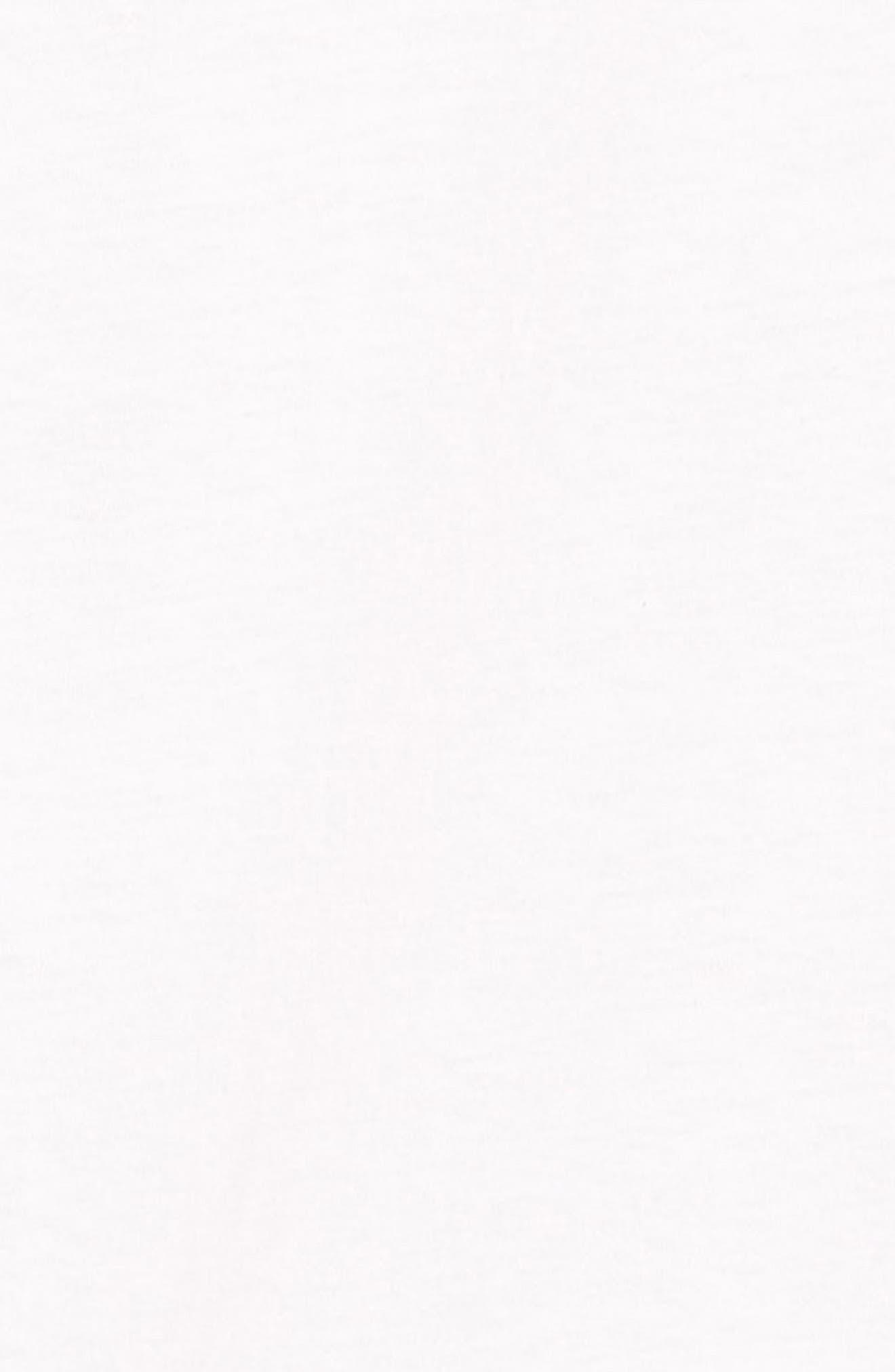 Cotton Class 4-Pack Crewneck T-Shirt,                             Alternate thumbnail 4, color,                             WHITE