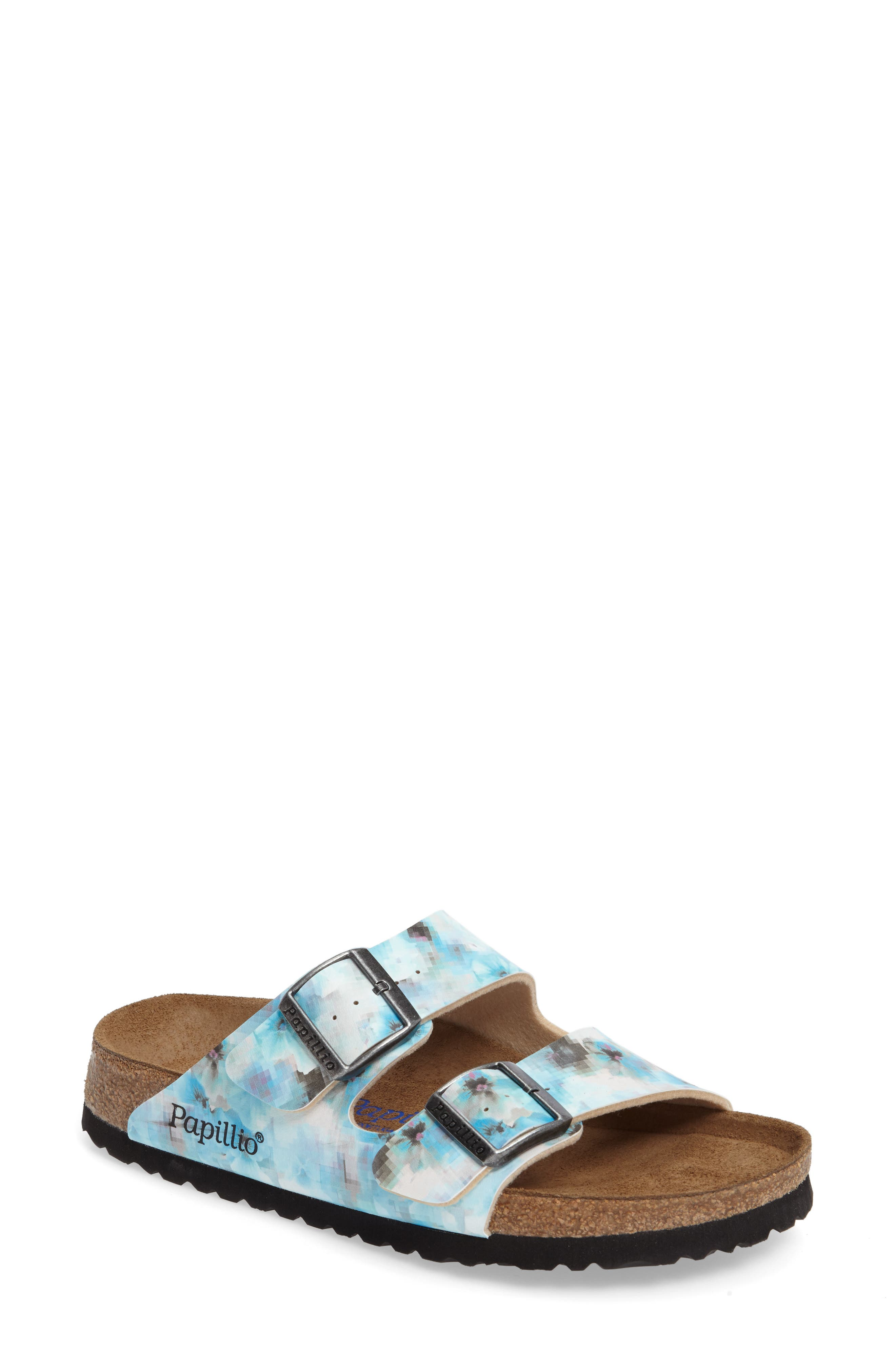 Papillio by Birkenstock 'Arizona' Birko-Flor Sandal,                             Main thumbnail 11, color,