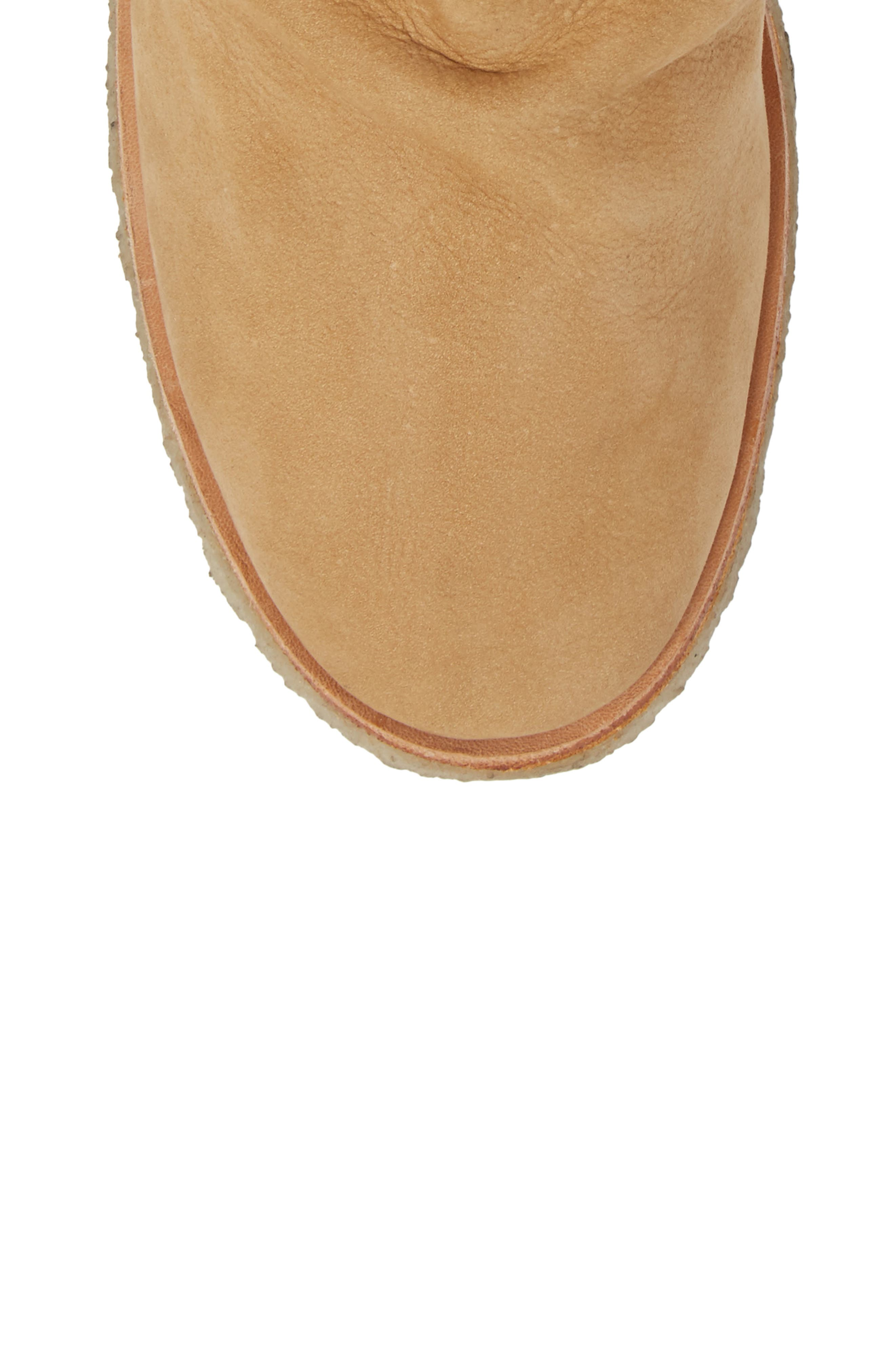 Owl Slouchy Bootie,                             Alternate thumbnail 15, color,