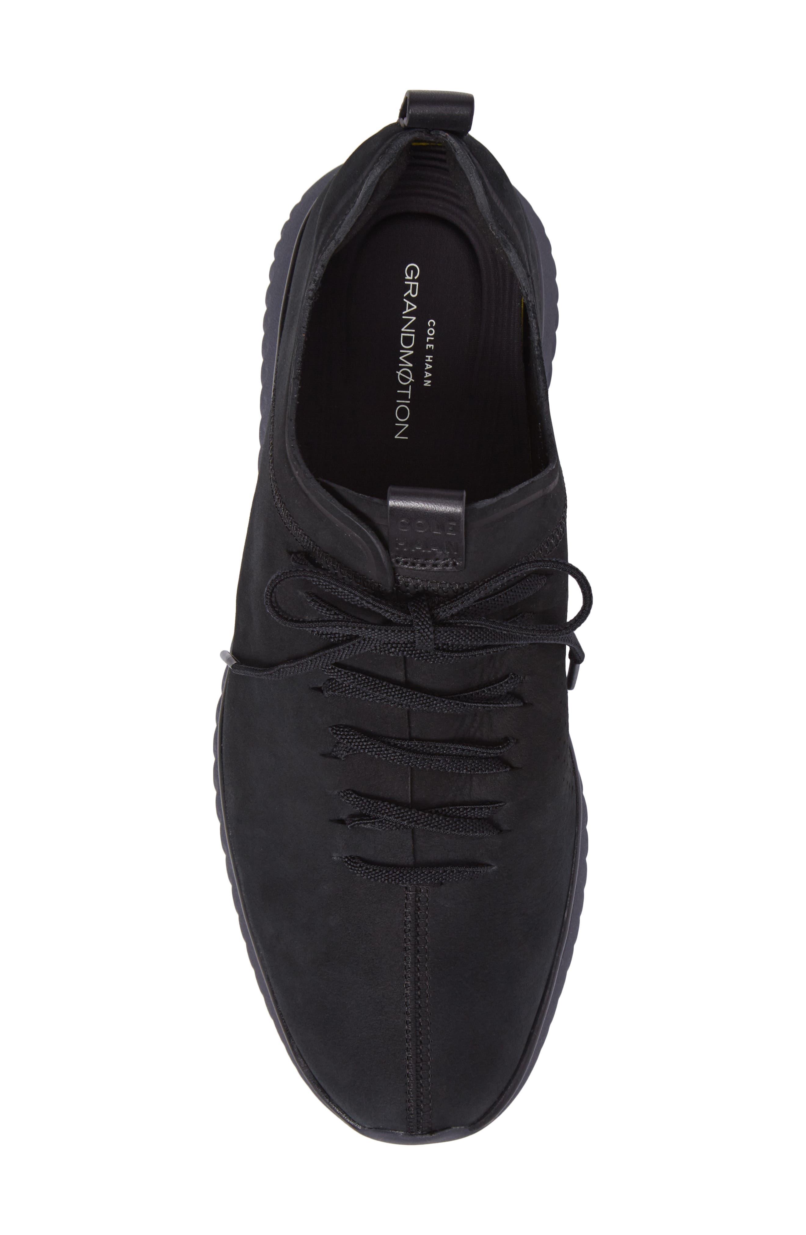 2.ZeroGrand Sneaker,                             Alternate thumbnail 5, color,                             001