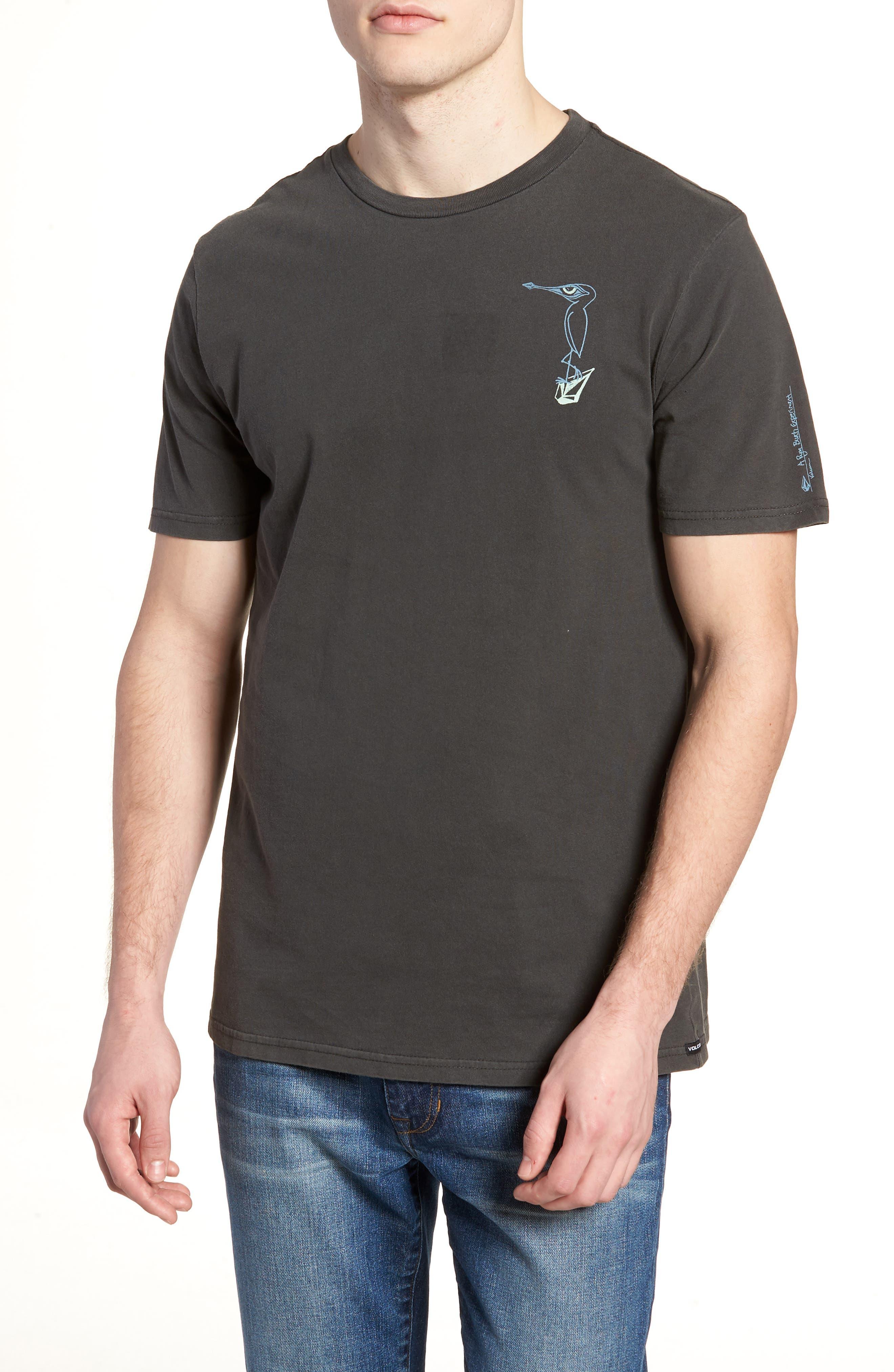 Burch Bird Graphic T-Shirt,                             Main thumbnail 1, color,
