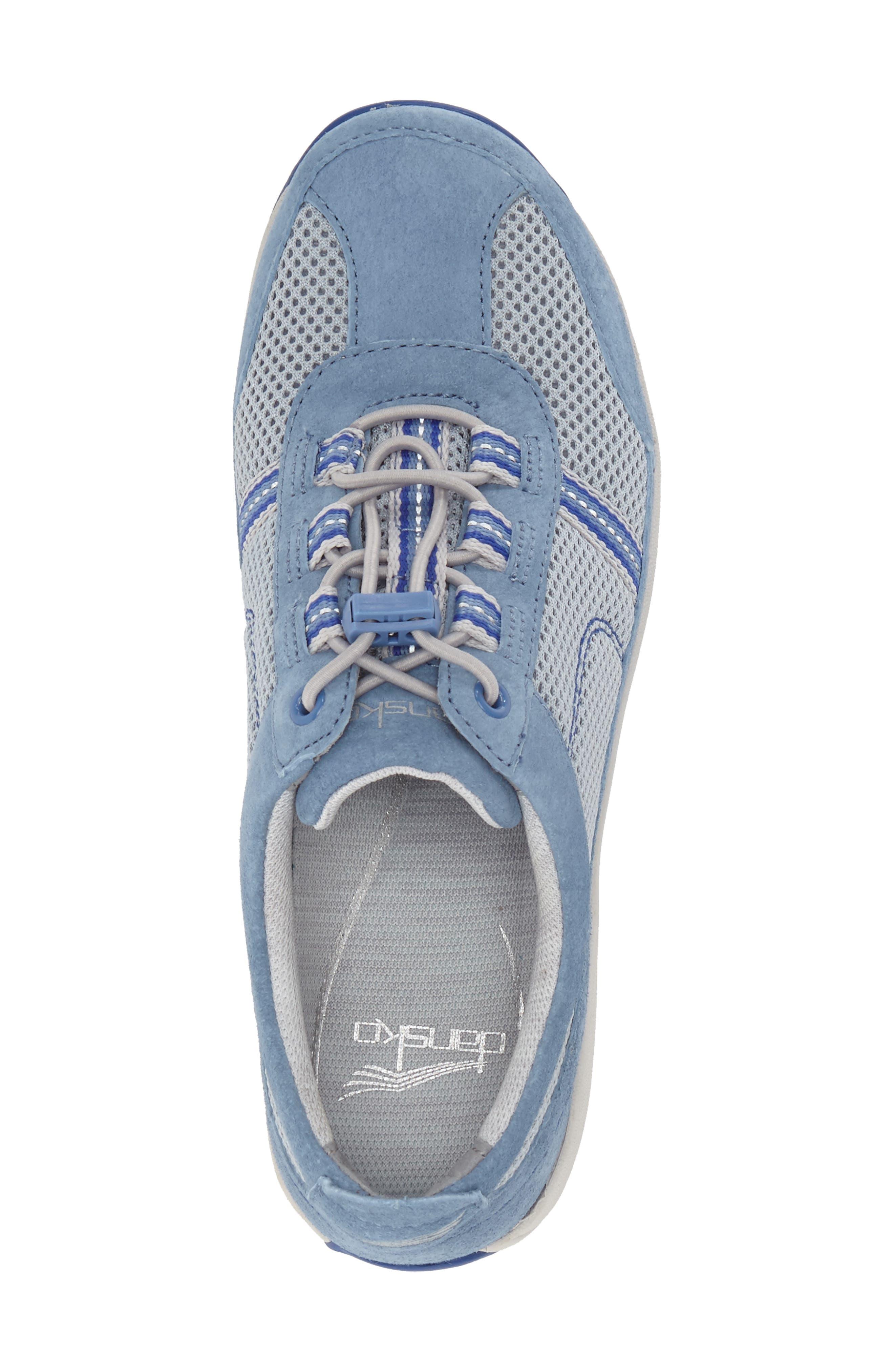 'Helen' Suede & Mesh Sneaker,                             Alternate thumbnail 45, color,