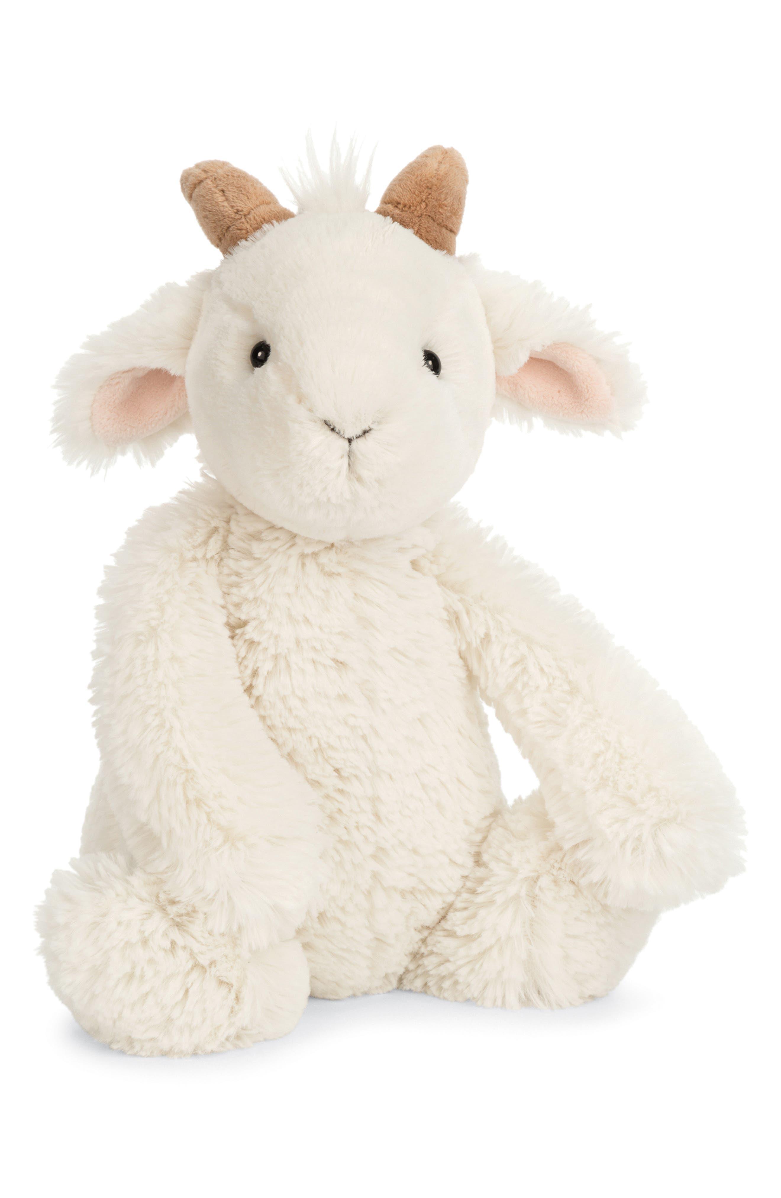 Jellycat Medium Bashful Goat Stuffed Animal Nordstrom