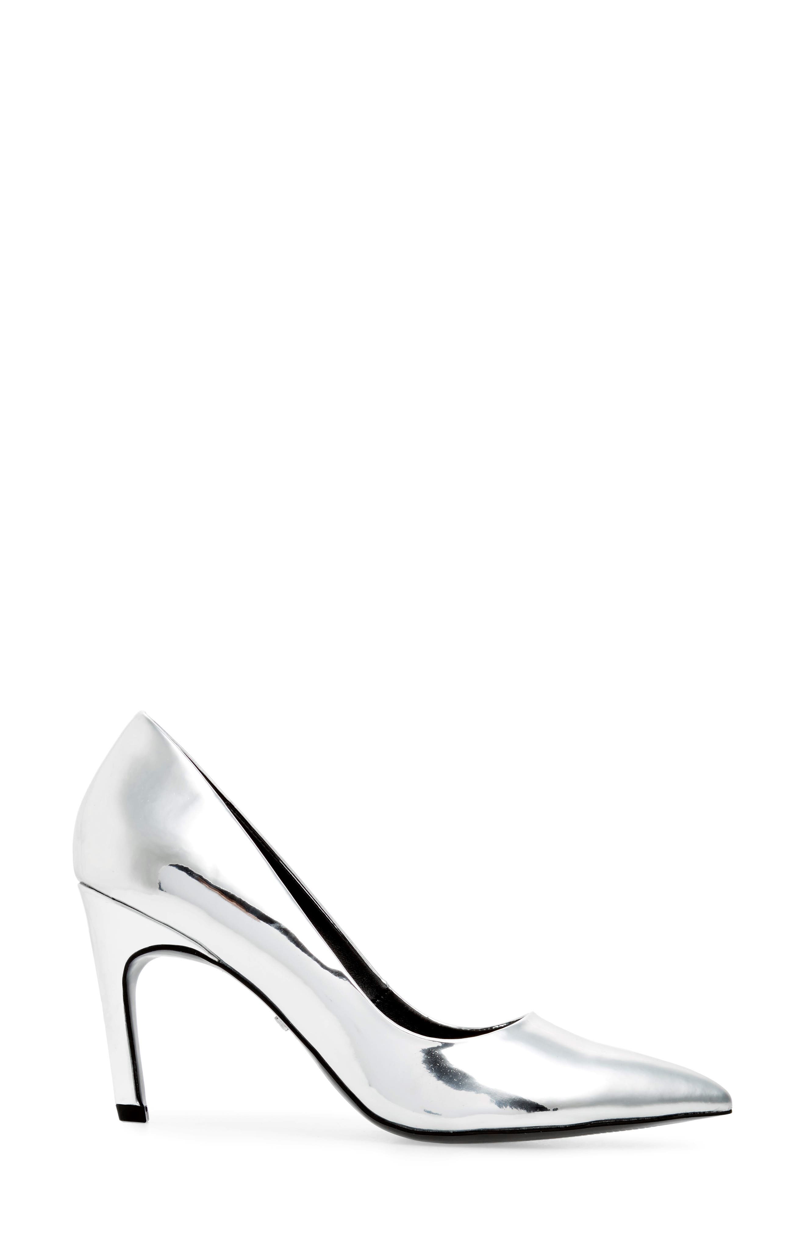 Glimpse Pointy Toe Pump,                             Alternate thumbnail 3, color,