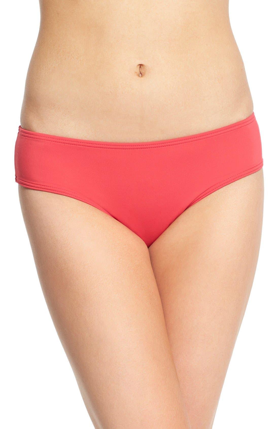 'Sol Searcher Hawaii' Cheeky Bikini Bottoms,                             Alternate thumbnail 21, color,