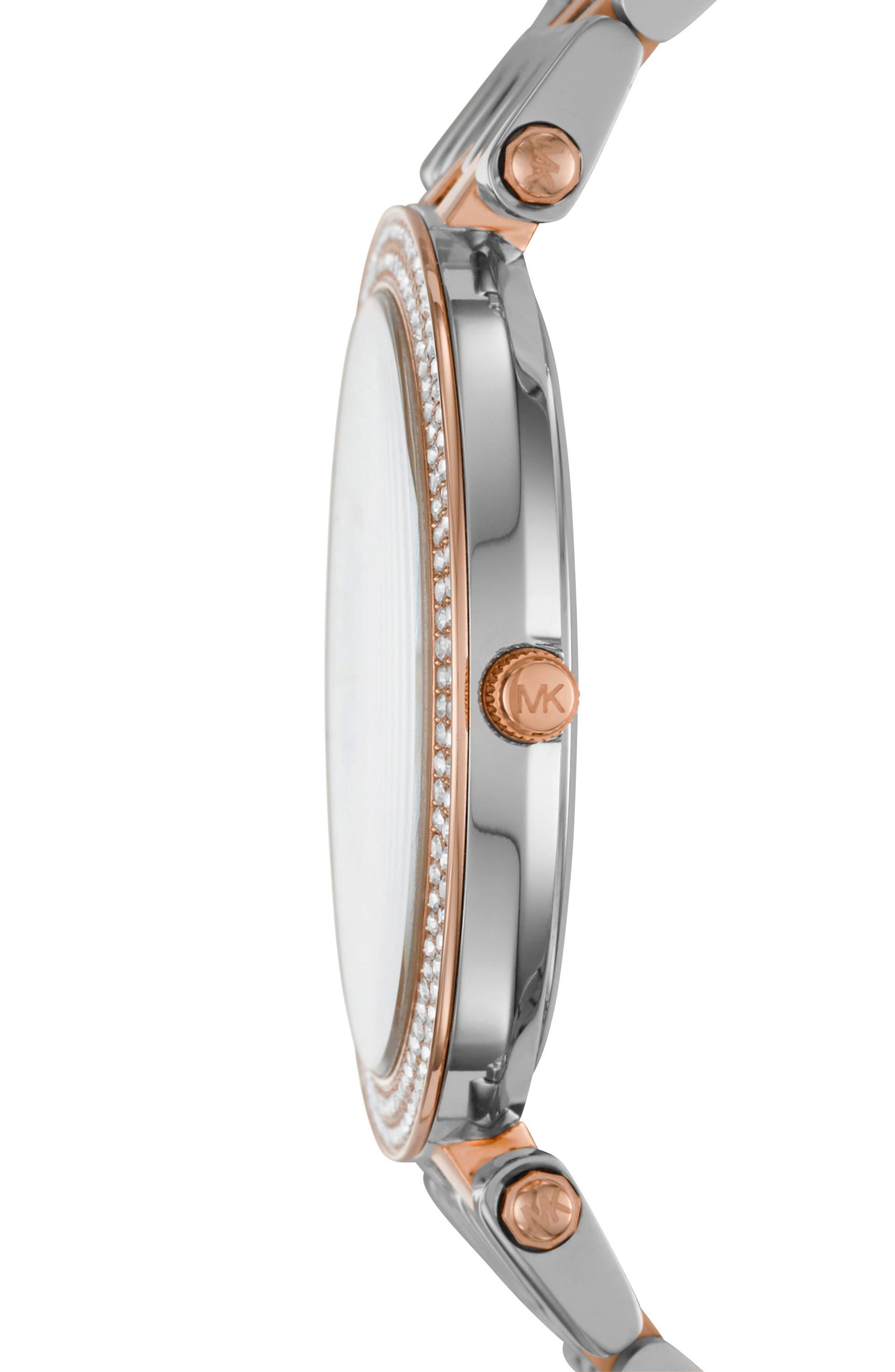 Darci Star Bracelet Watch, 39mm,                             Alternate thumbnail 6, color,