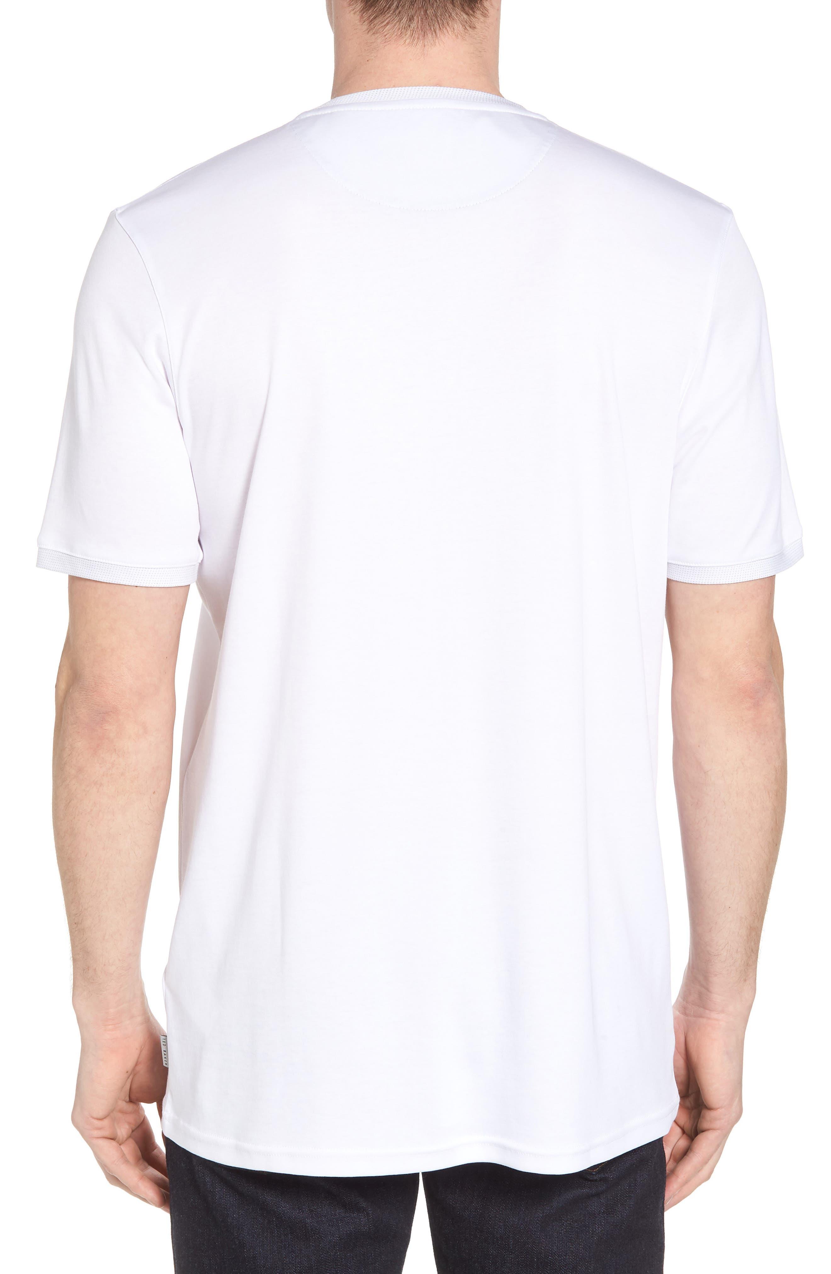 Piktt Crewneck T-Shirt,                             Alternate thumbnail 5, color,