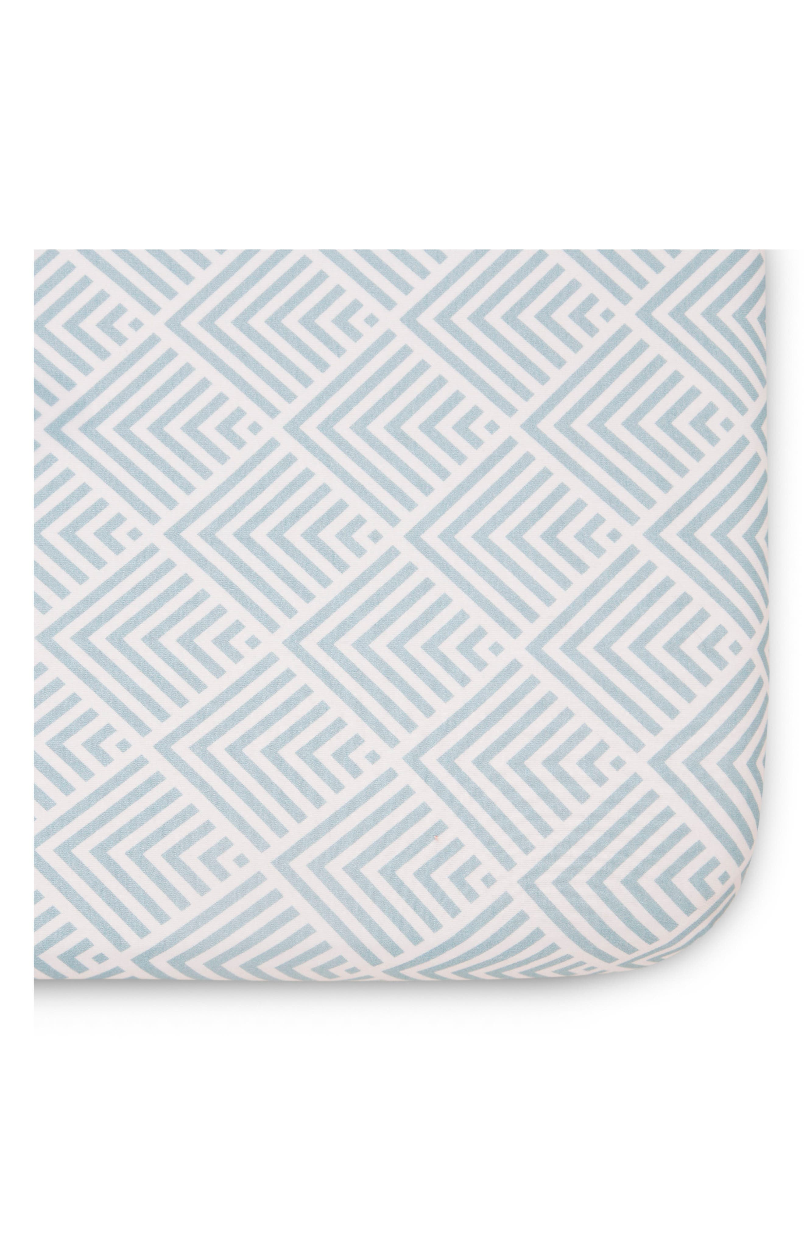 Fitted Crib Sheet,                             Main thumbnail 2, color,