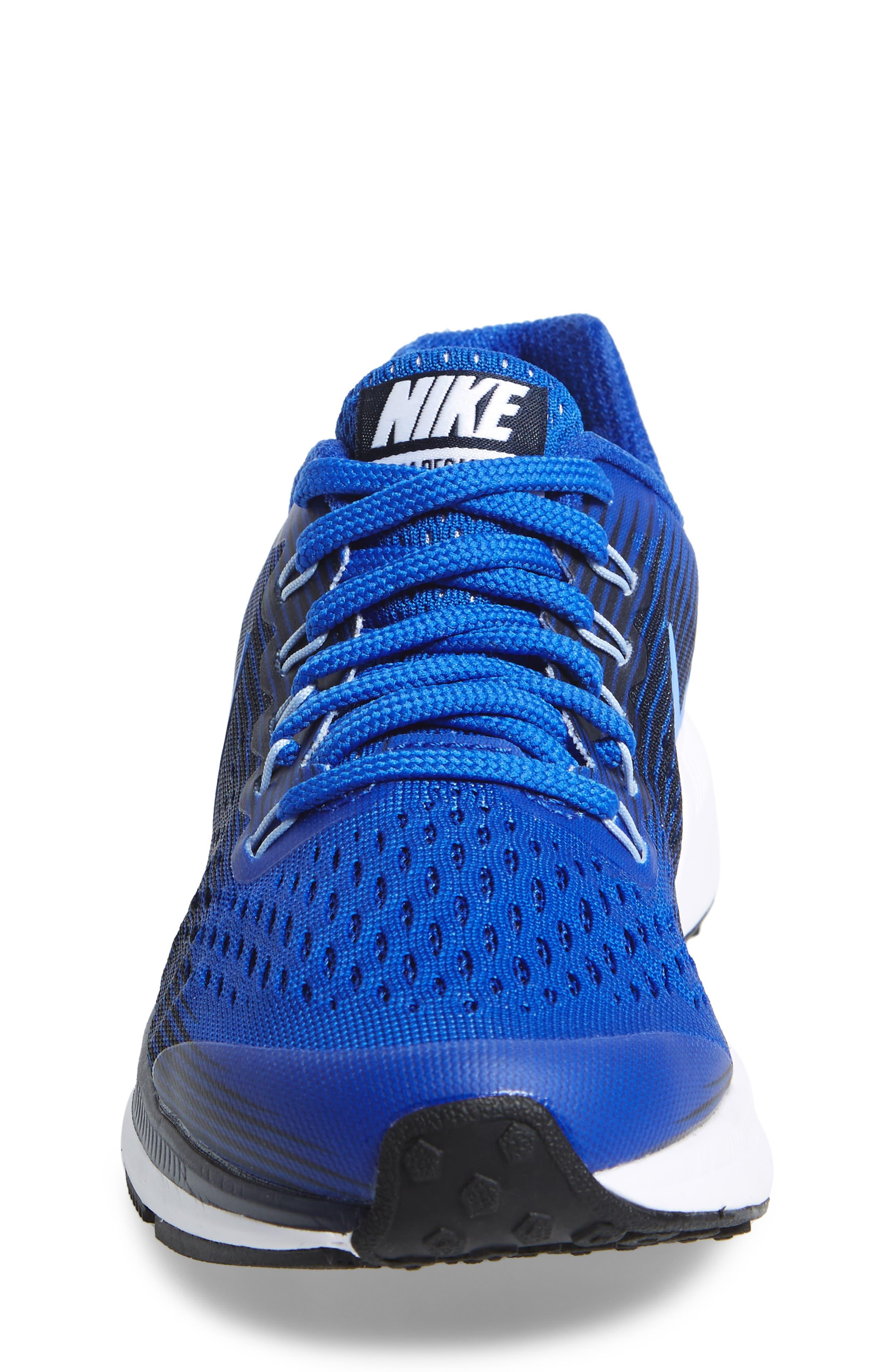 Zoom Pegasus 34 Sneaker,                             Alternate thumbnail 4, color,                             405