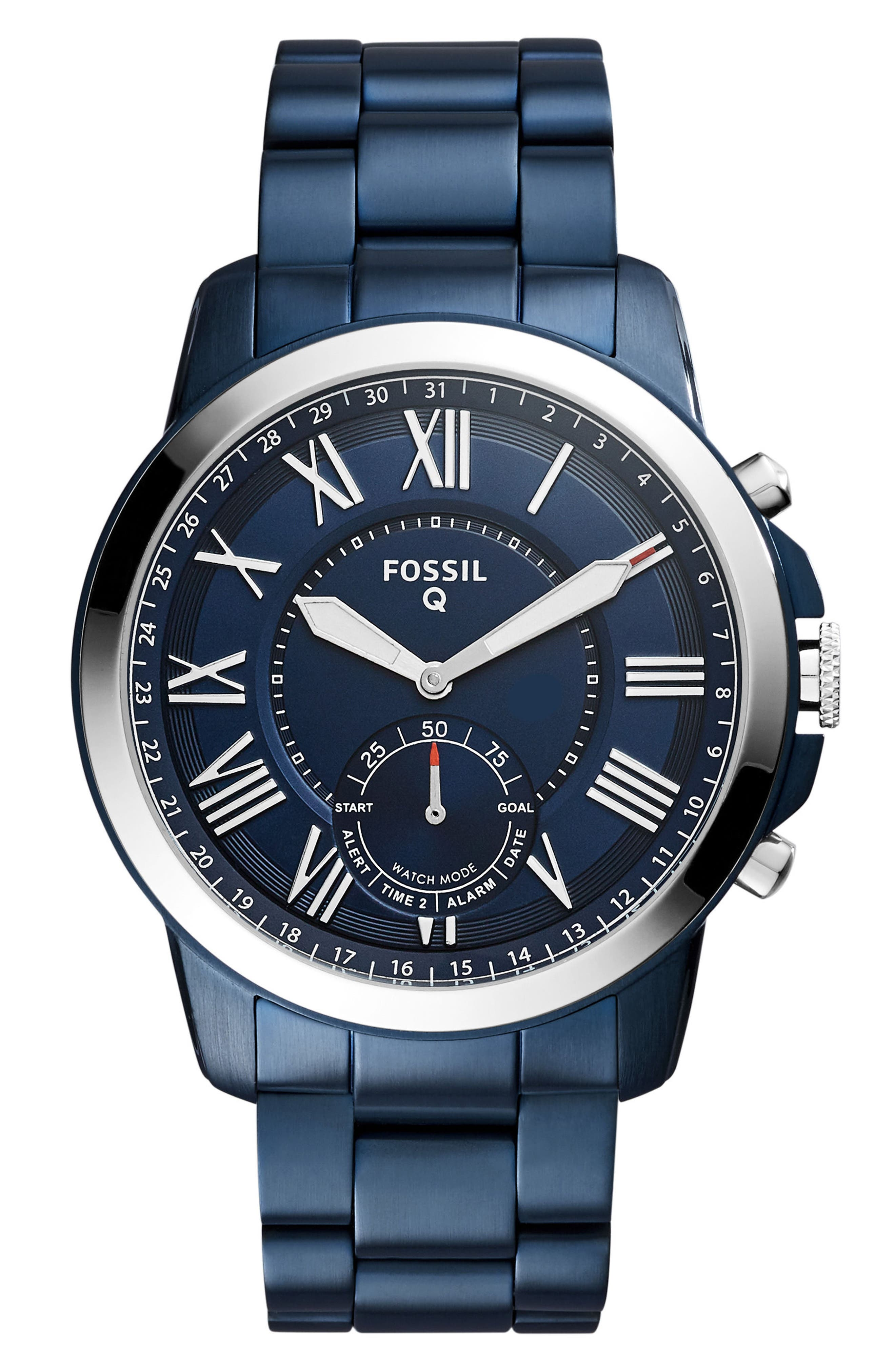 Grant Bracelet Smart Watch, 44mm,                             Main thumbnail 3, color,