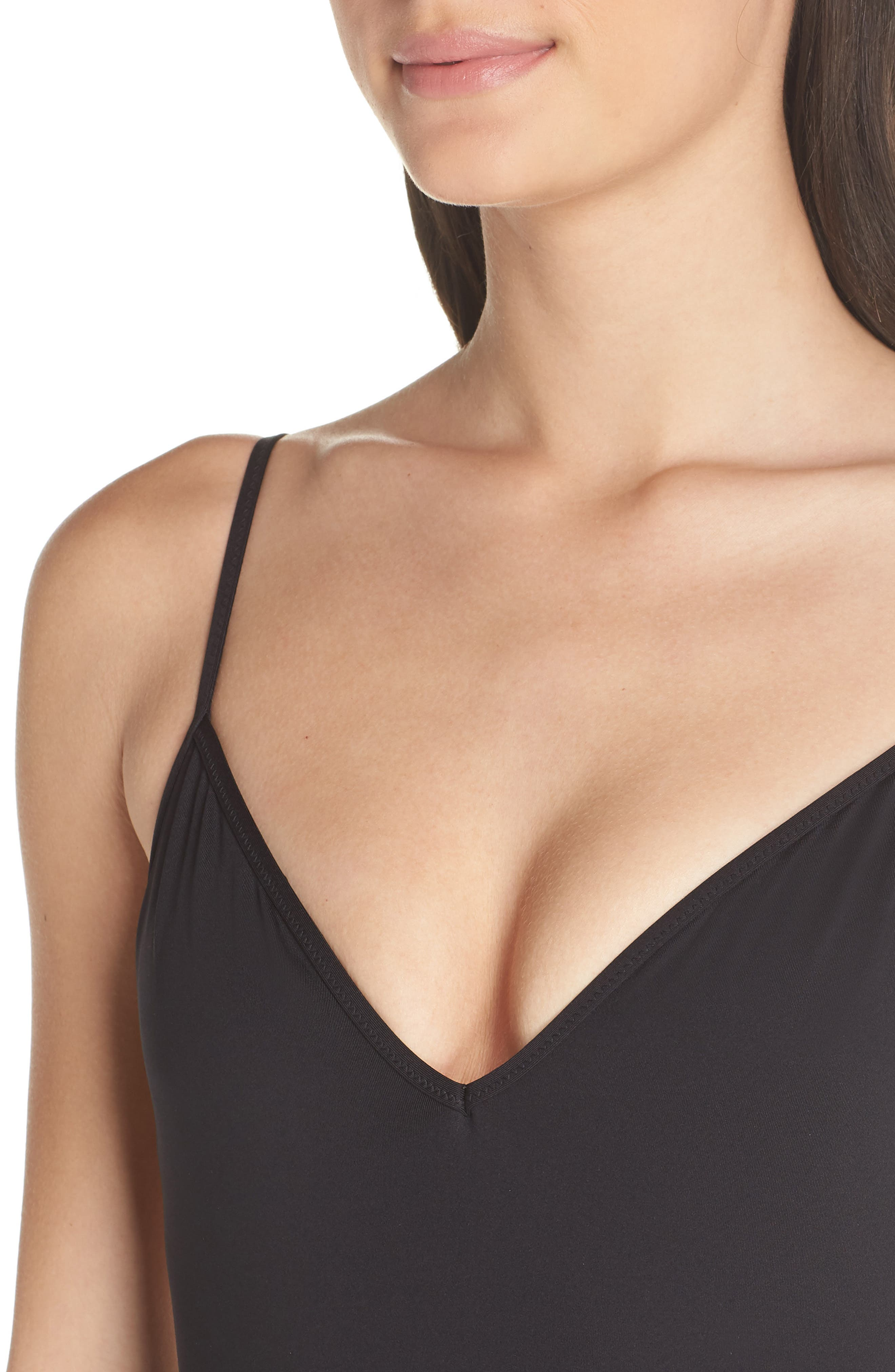 Playa Montauk Strappy One-Piece Swimsuit,                             Alternate thumbnail 7, color,