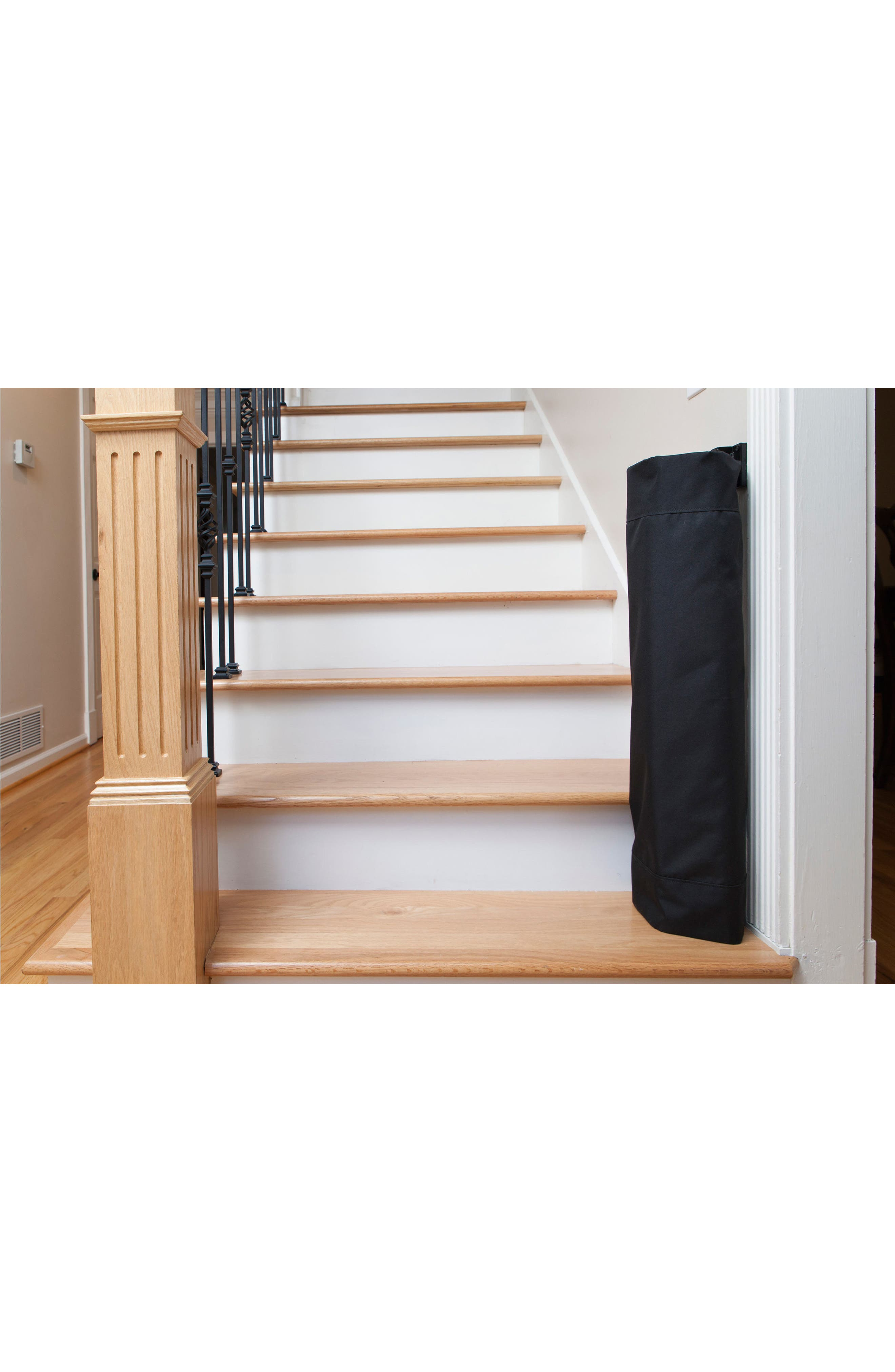 Wall to Banister Indoor Outdoor Safety Gate,                             Alternate thumbnail 7, color,                             002