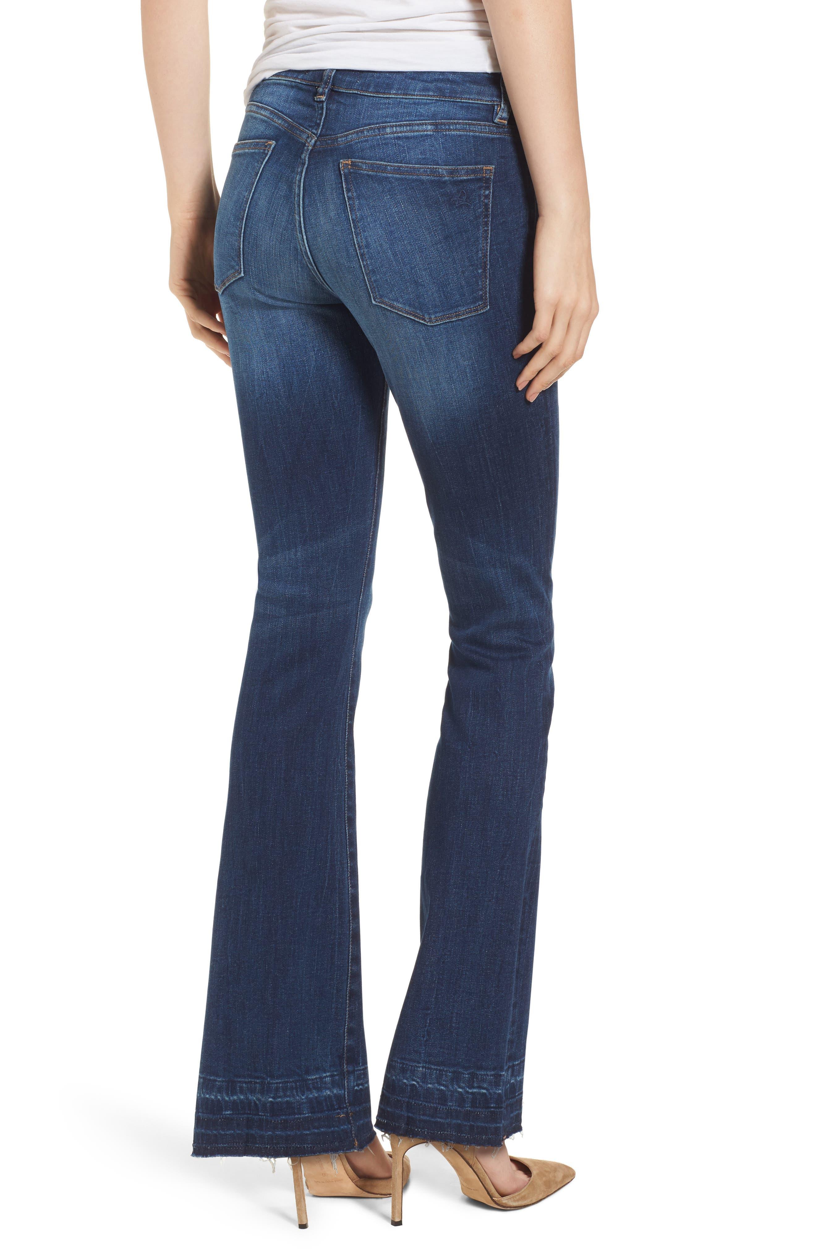 Bridget Instasculpt Bootcut Jeans,                             Alternate thumbnail 2, color,                             405