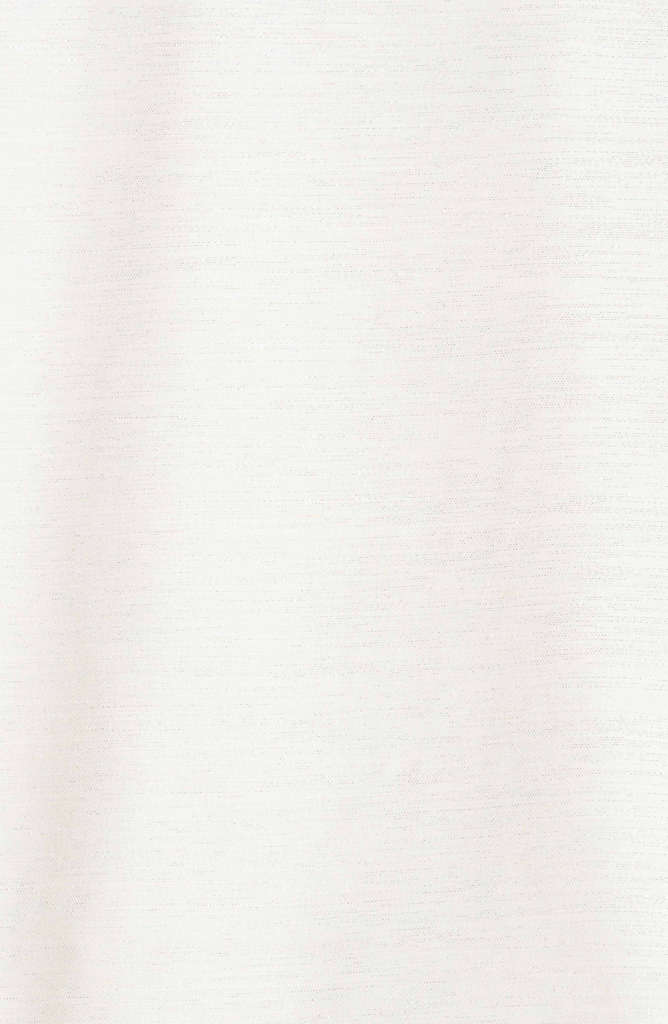 Sparkle Woven Swing Jacket,                             Alternate thumbnail 6, color,                             910