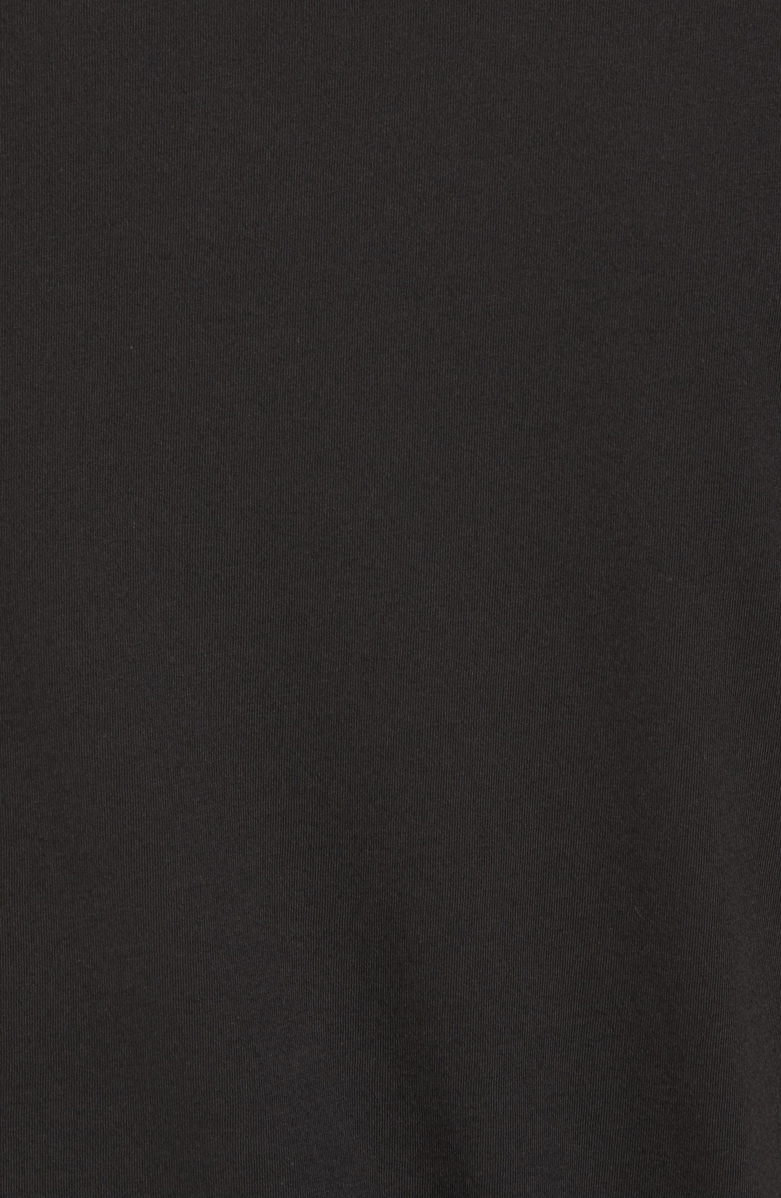 Make Rock Graphic T-Shirt,                             Alternate thumbnail 5, color,                             001