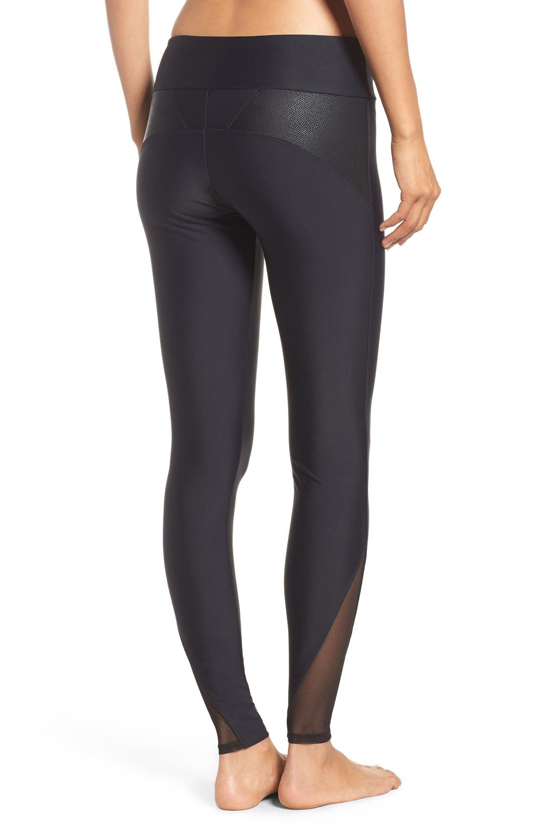 Shaper Leggings,                             Alternate thumbnail 7, color,                             001