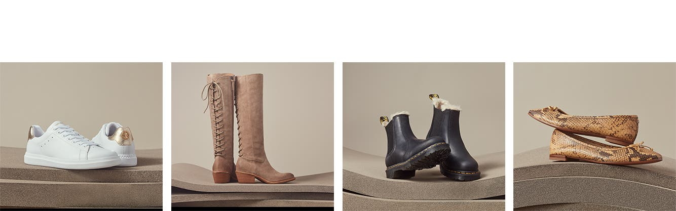 Women's shoes for fall.