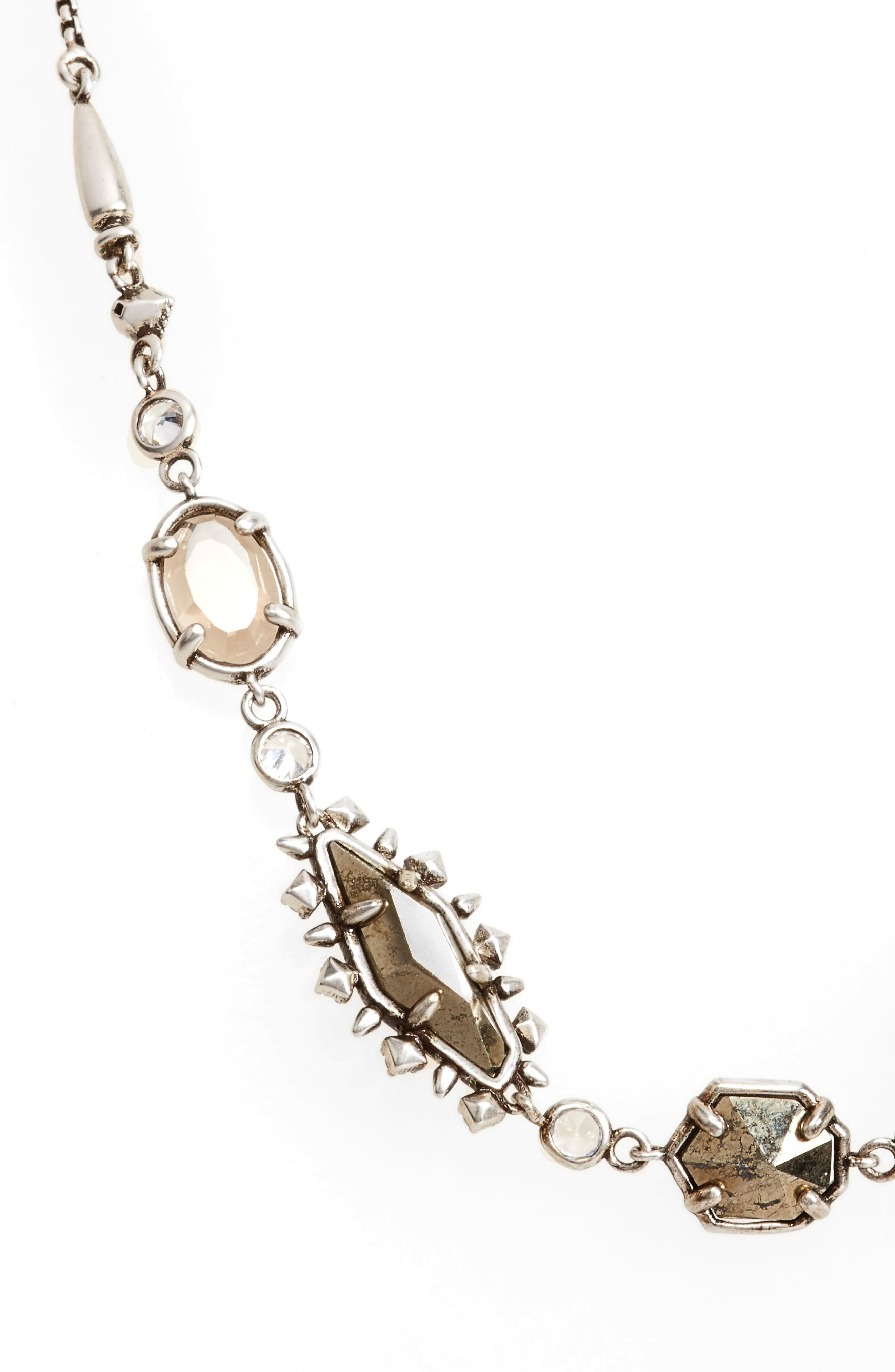 June Convertible Necklace,                             Alternate thumbnail 2, color,                             040