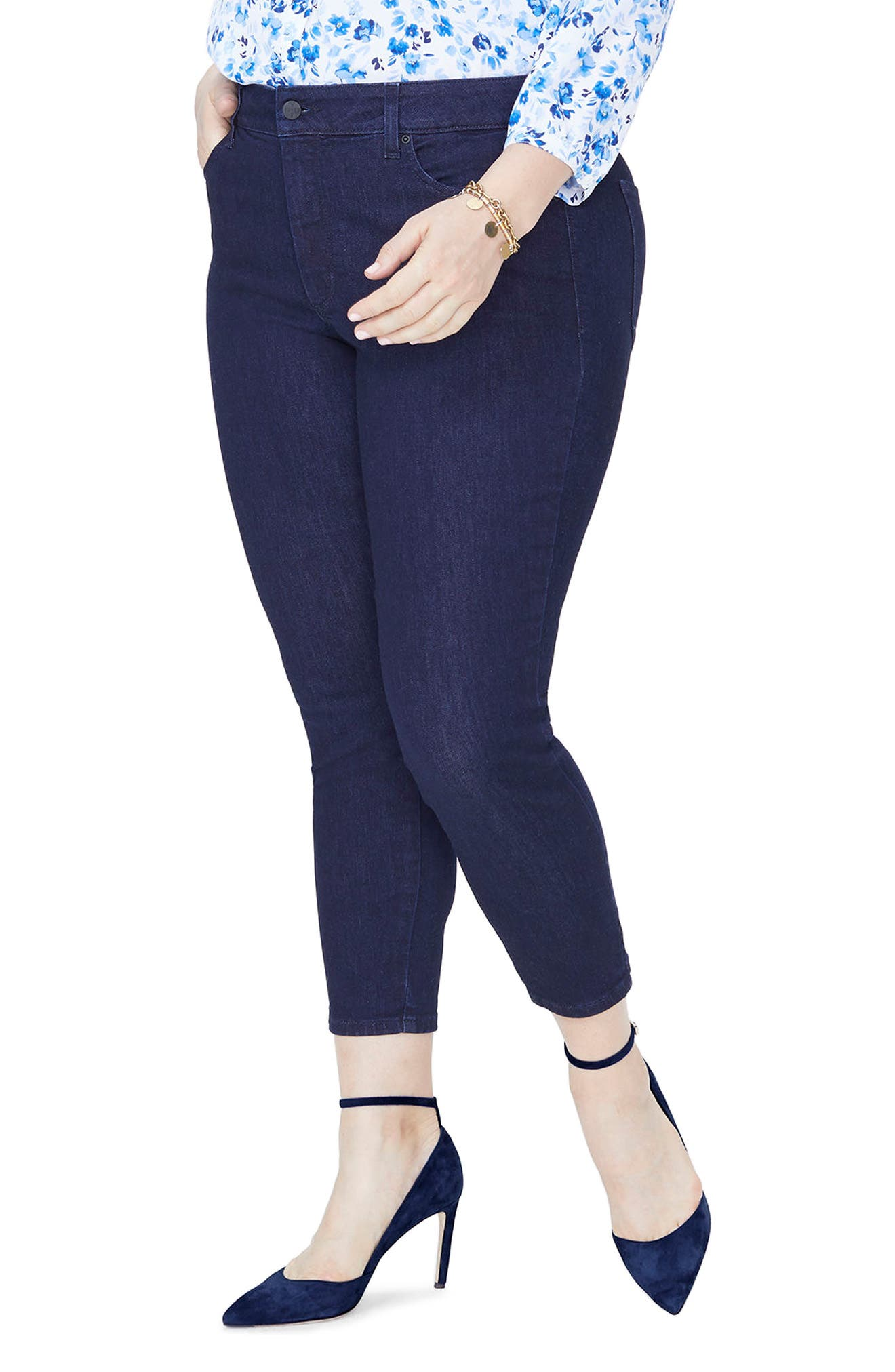 Ami Ankle Skinny Jeans,                         Main,                         color,